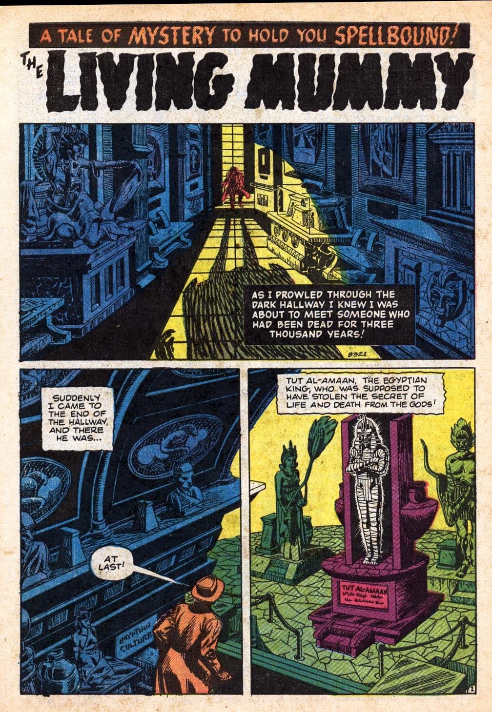 Spellbound (1952) issue 10 - Page 9