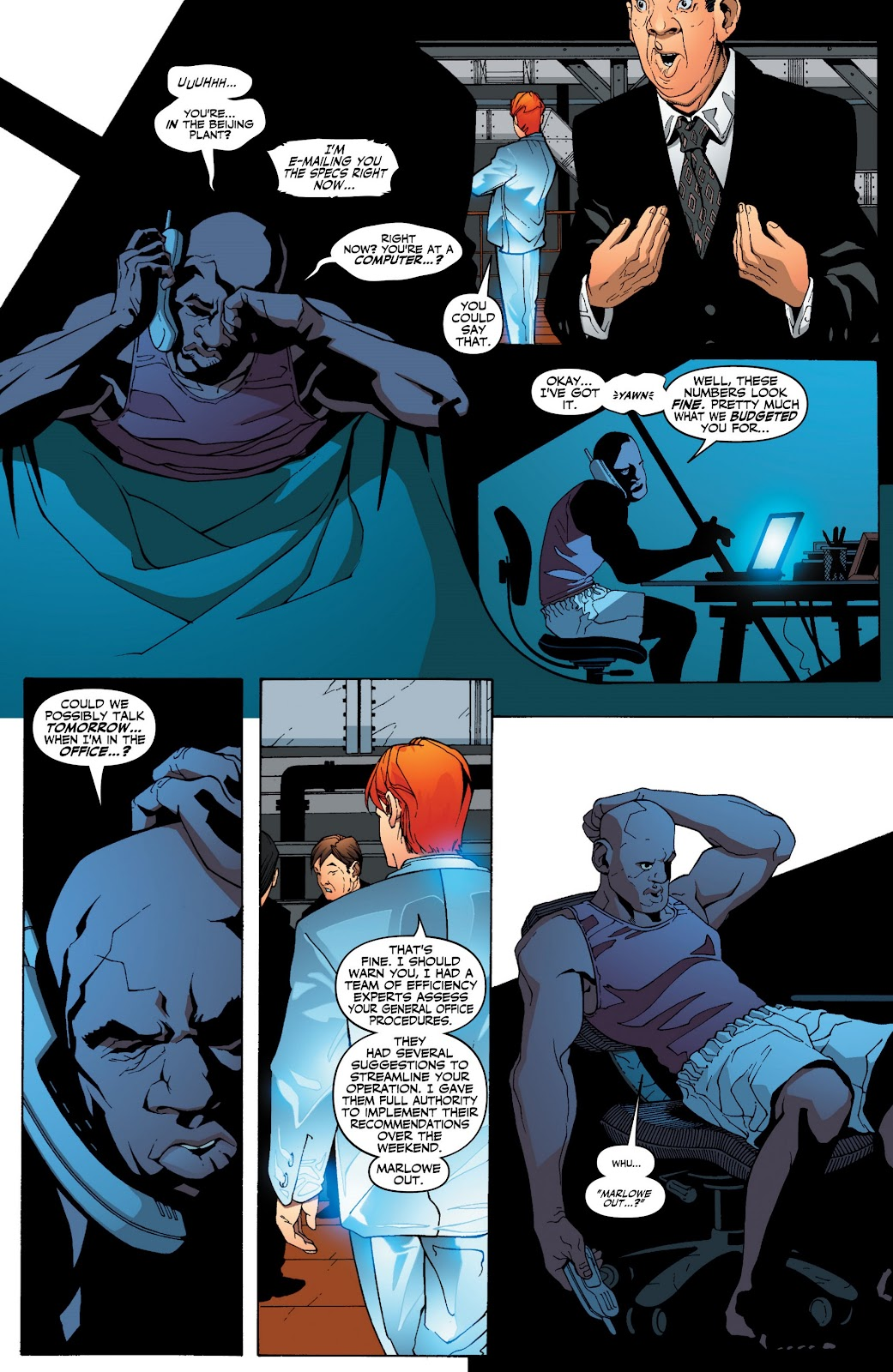 Wildcats Version 3.0 Issue #2 #2 - English 9