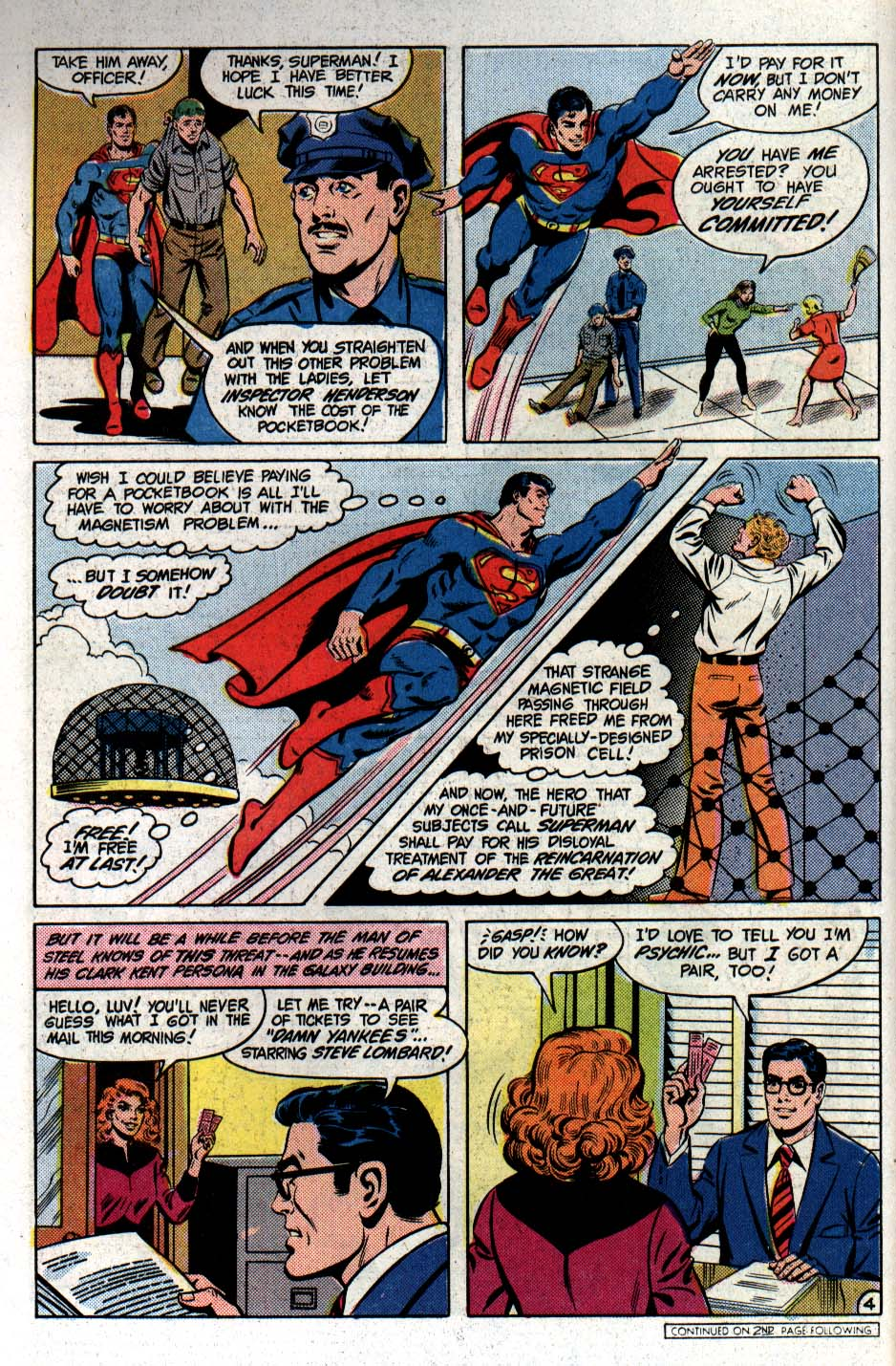 Read online Action Comics (1938) comic -  Issue #562 - 5