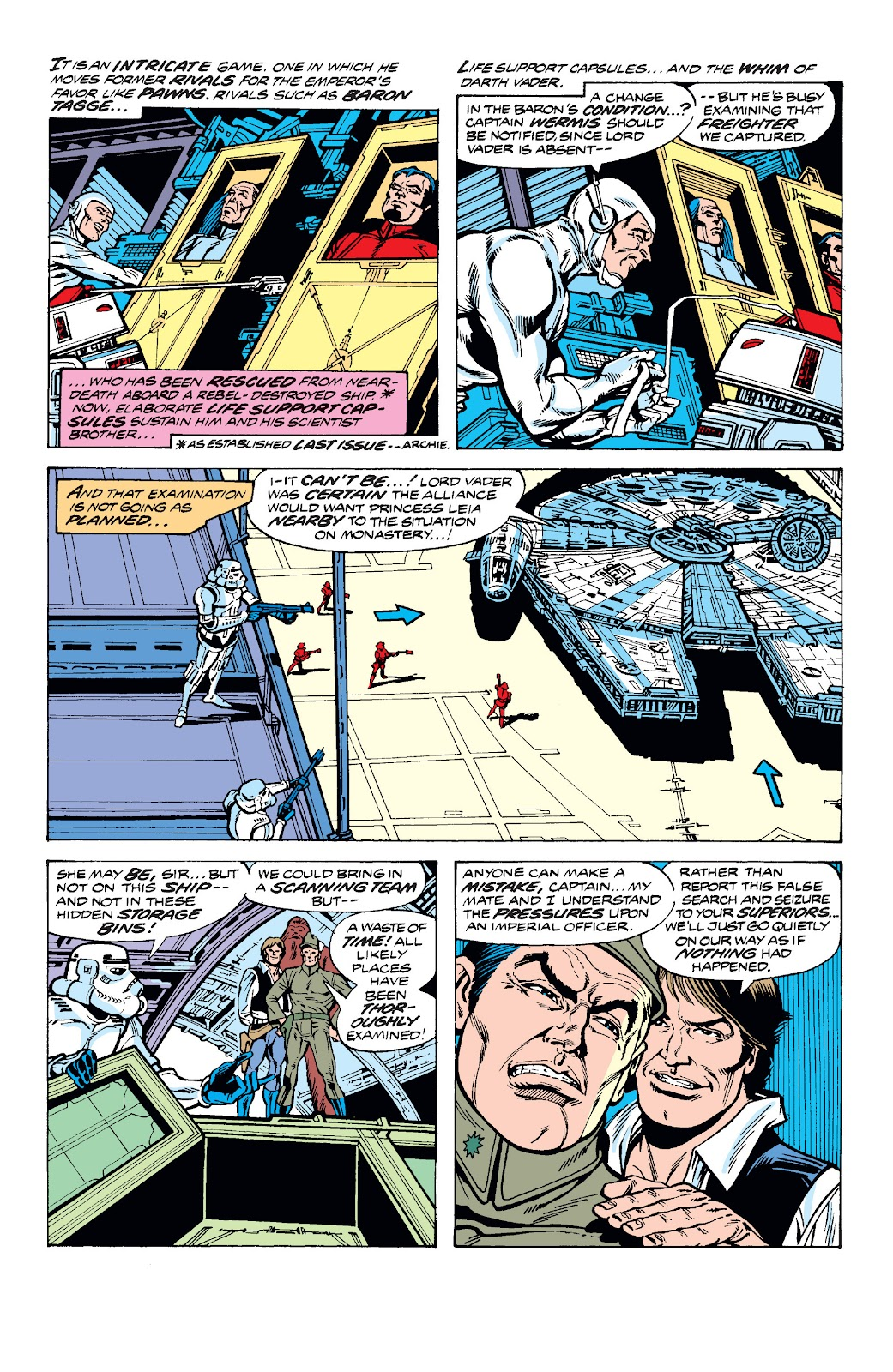 Read online Star Wars Legends: The Original Marvel Years - Epic Collection comic -  Issue # TPB 2 (Part 3) - 64