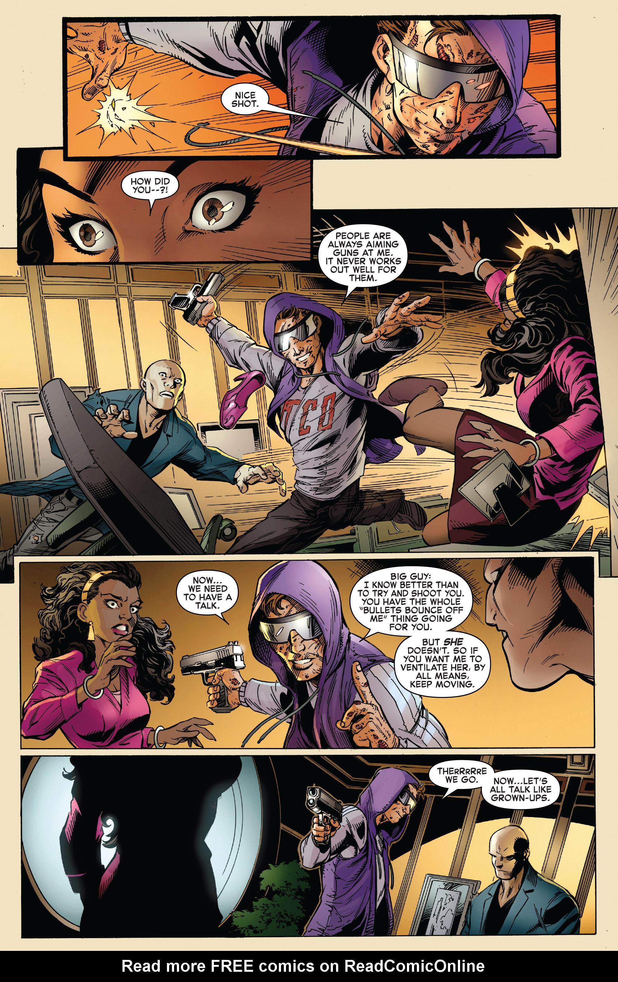 Read online Ben Reilly: Scarlet Spider comic -  Issue #2 - 4