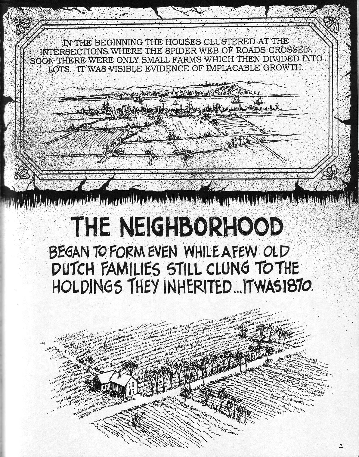 Read online Dropsie Avenue, The Neighborhood comic -  Issue # Full - 3