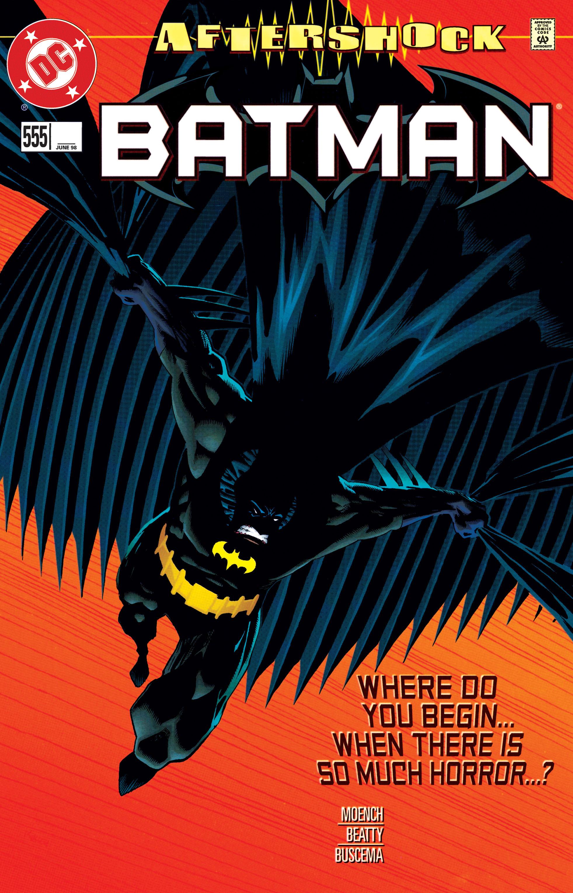 Batman (1940) 555 Page 1