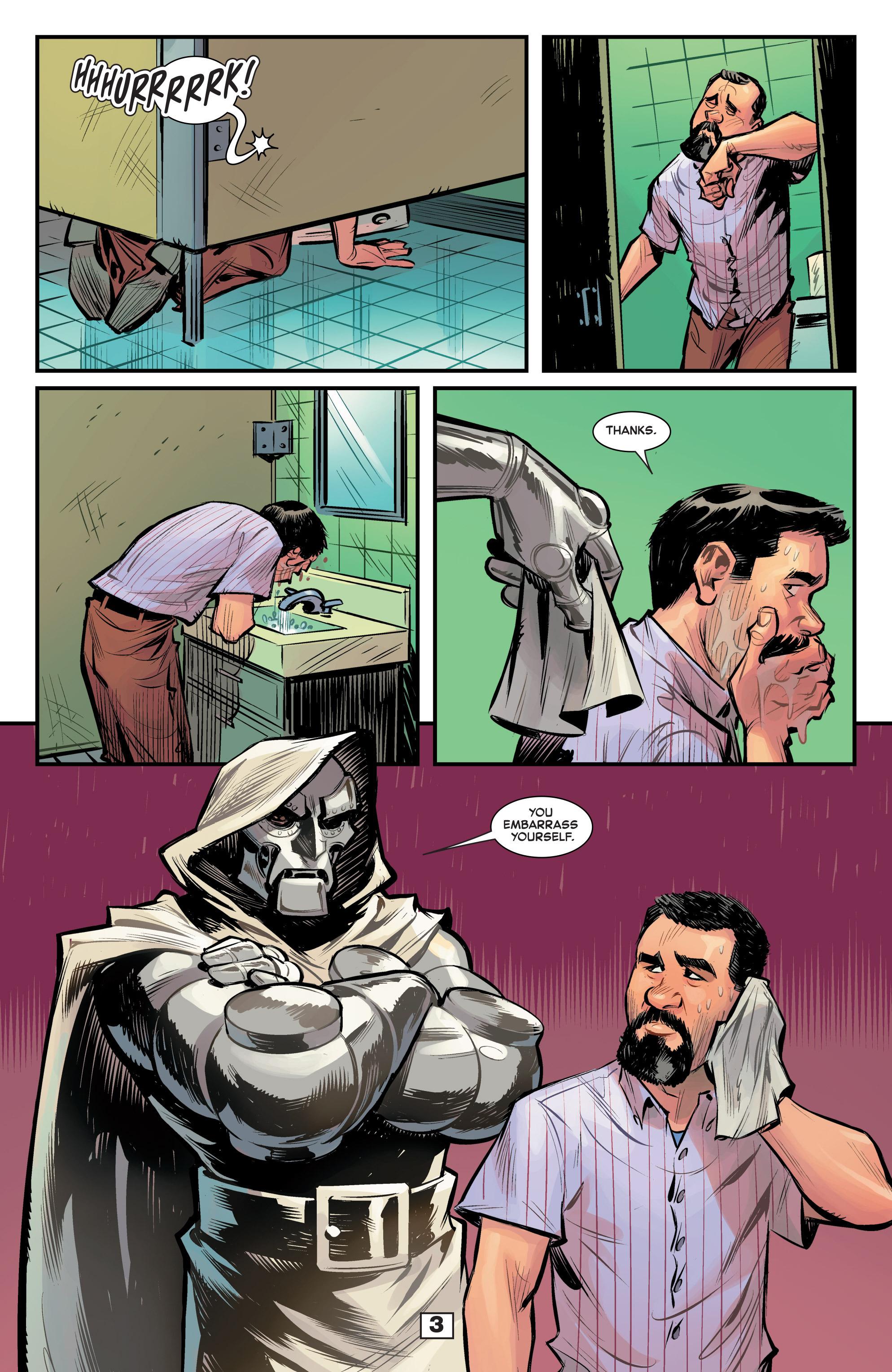Read online Secret Wars Too comic -  Issue # Full - 5
