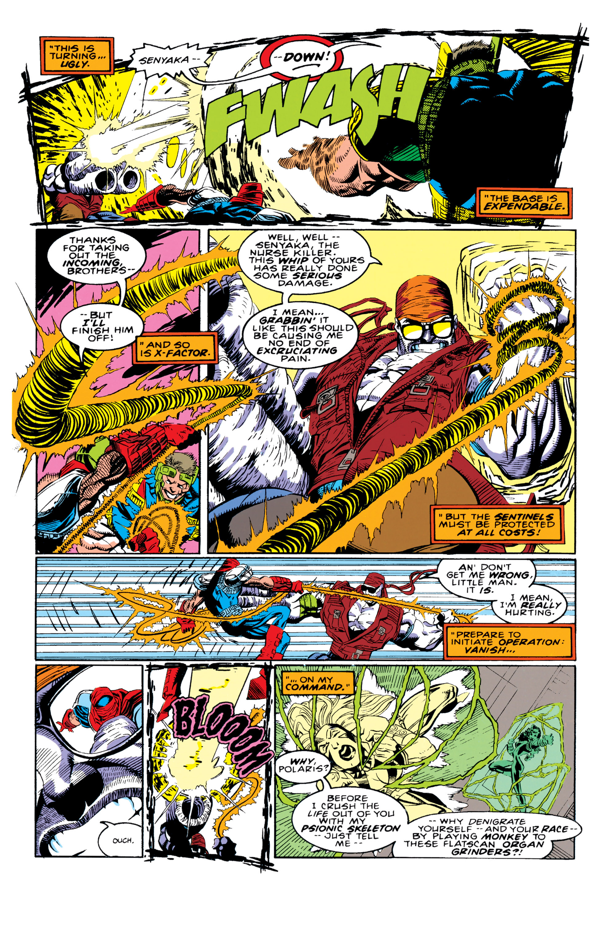 Read online X-Factor (1986) comic -  Issue #92 - 24