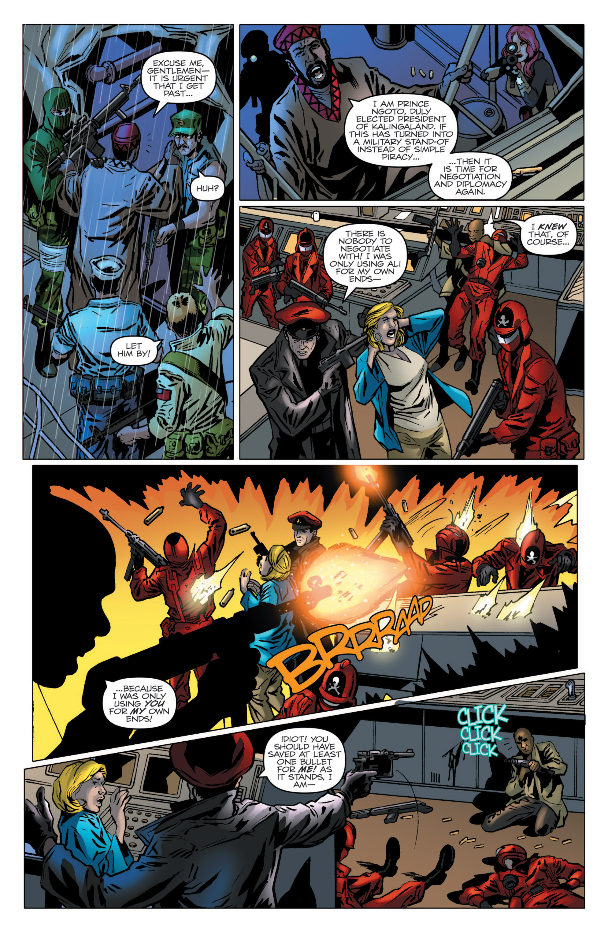 G.I. Joe: A Real American Hero 189 Page 20
