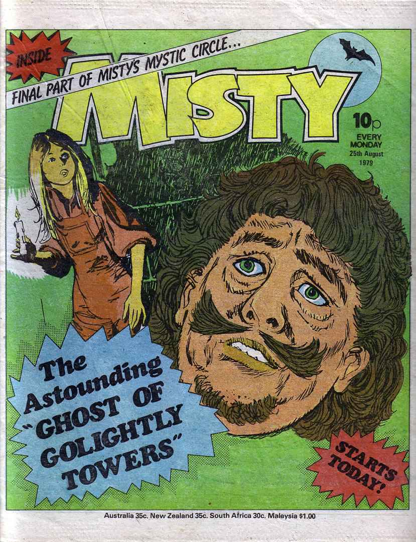 Read online Misty comic -  Issue #81 - 1
