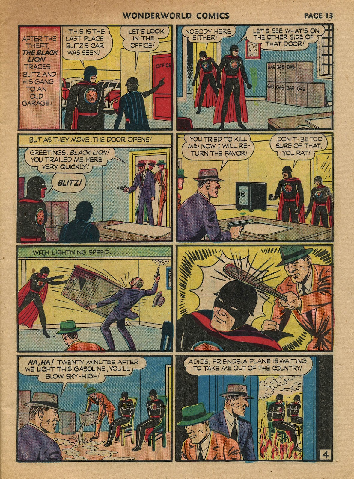 Wonderworld Comics issue 23 - Page 15