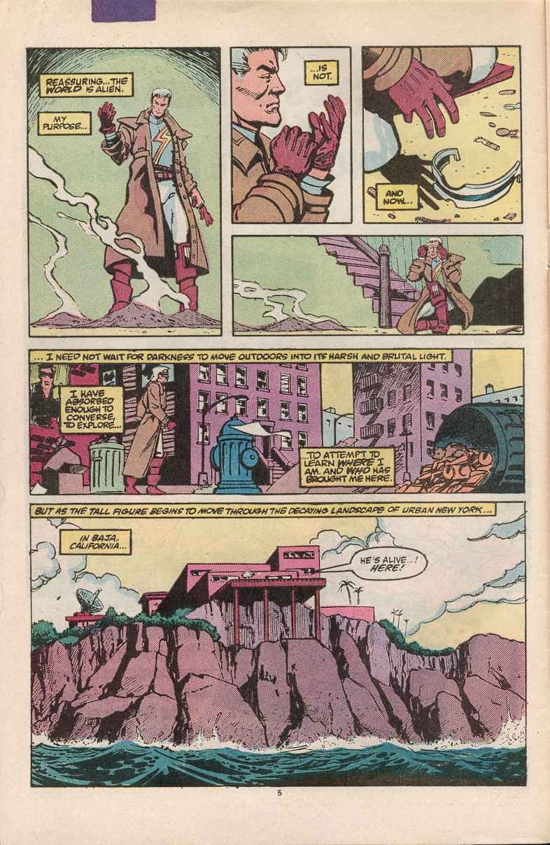 Read online Justice (1986) comic -  Issue #1 - 6