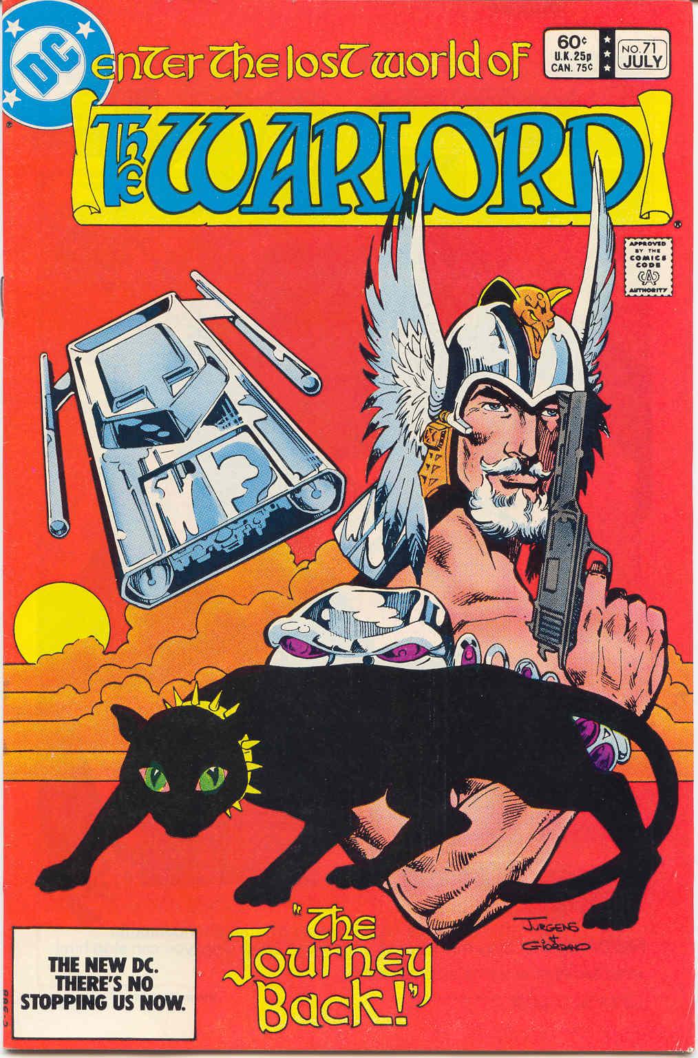 Warlord (1976) 71 Page 1
