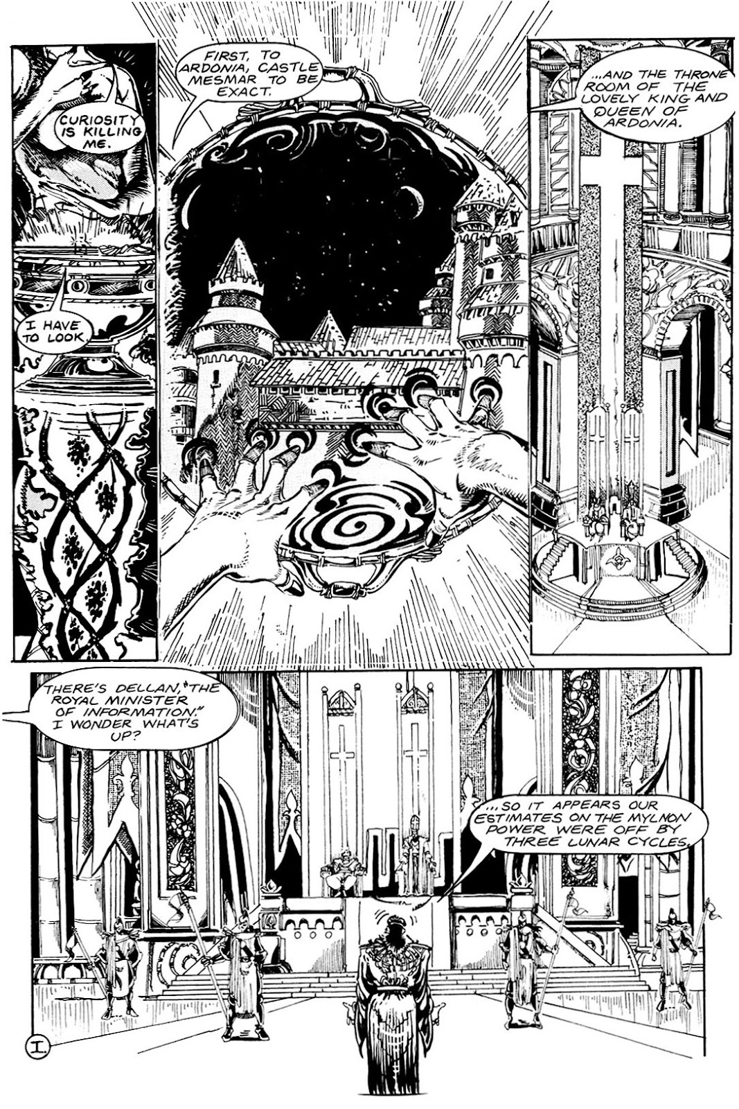 The Realm (1986) issue 18 - Page 3