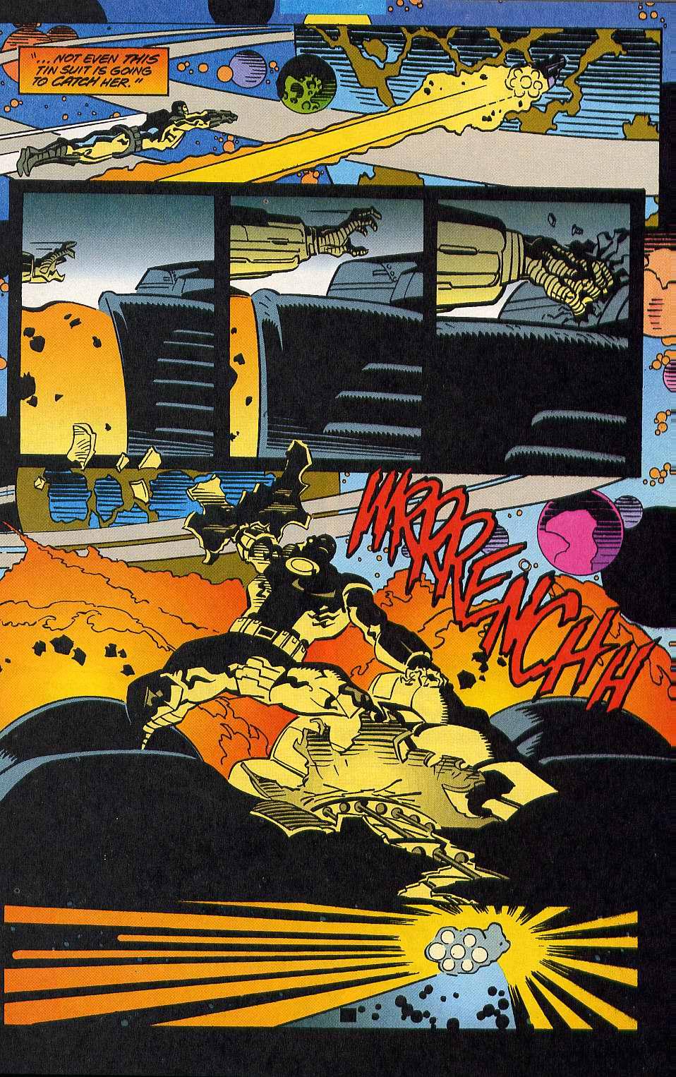 Read online Secret Defenders comic -  Issue #10 - 12