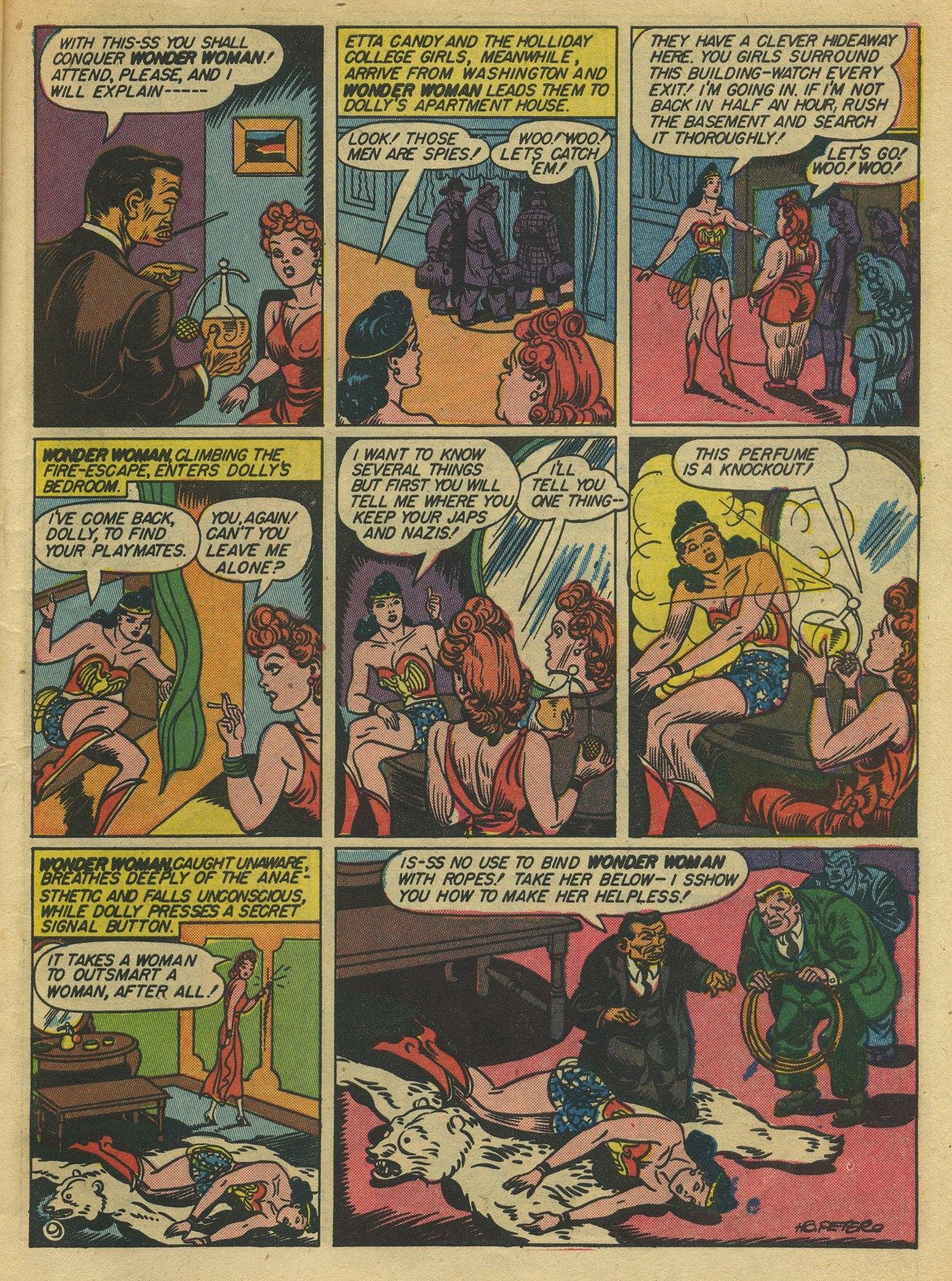 Read online Sensation (Mystery) Comics comic -  Issue #10 - 11