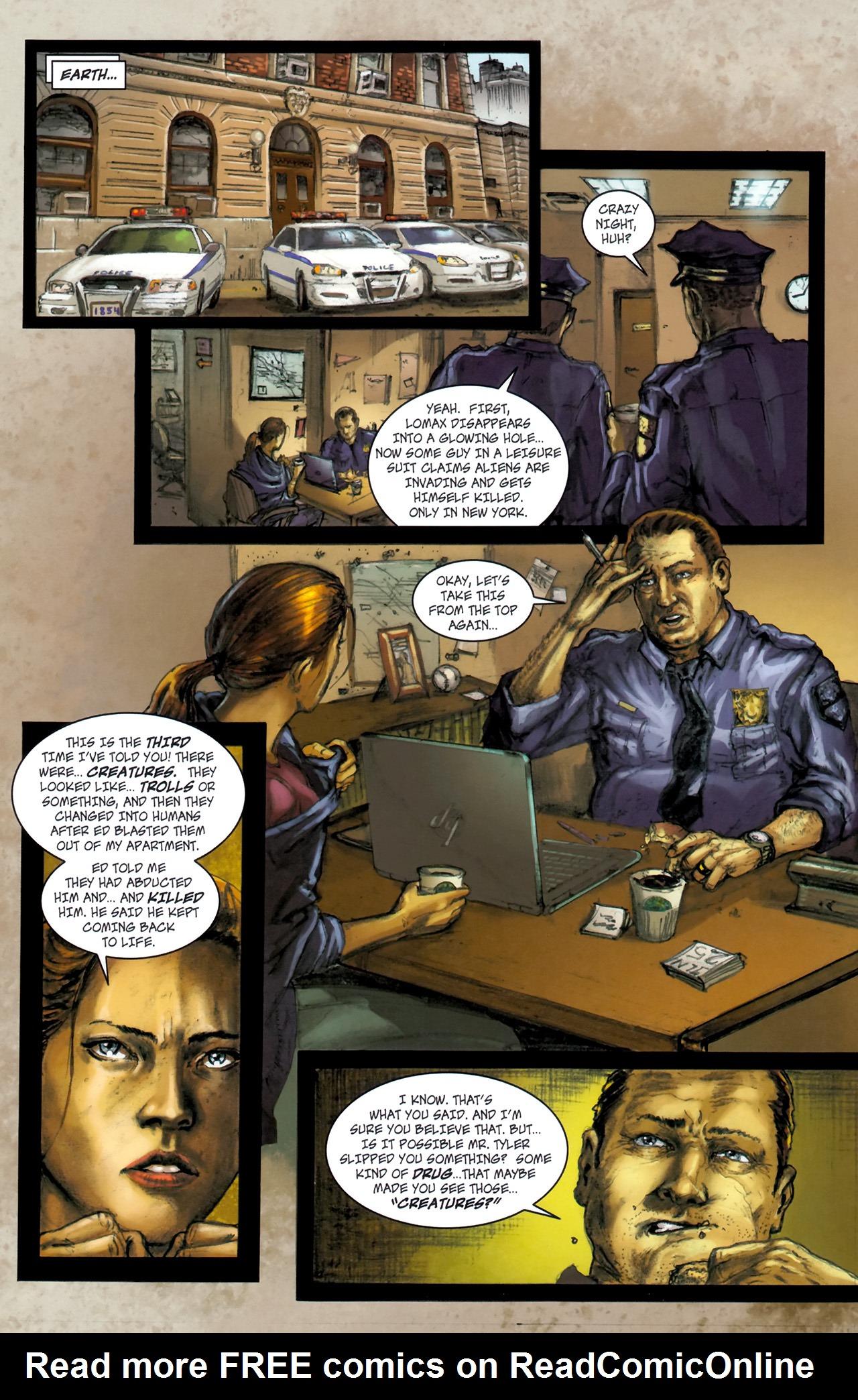 Read online Phoenix comic -  Issue #2 - 13
