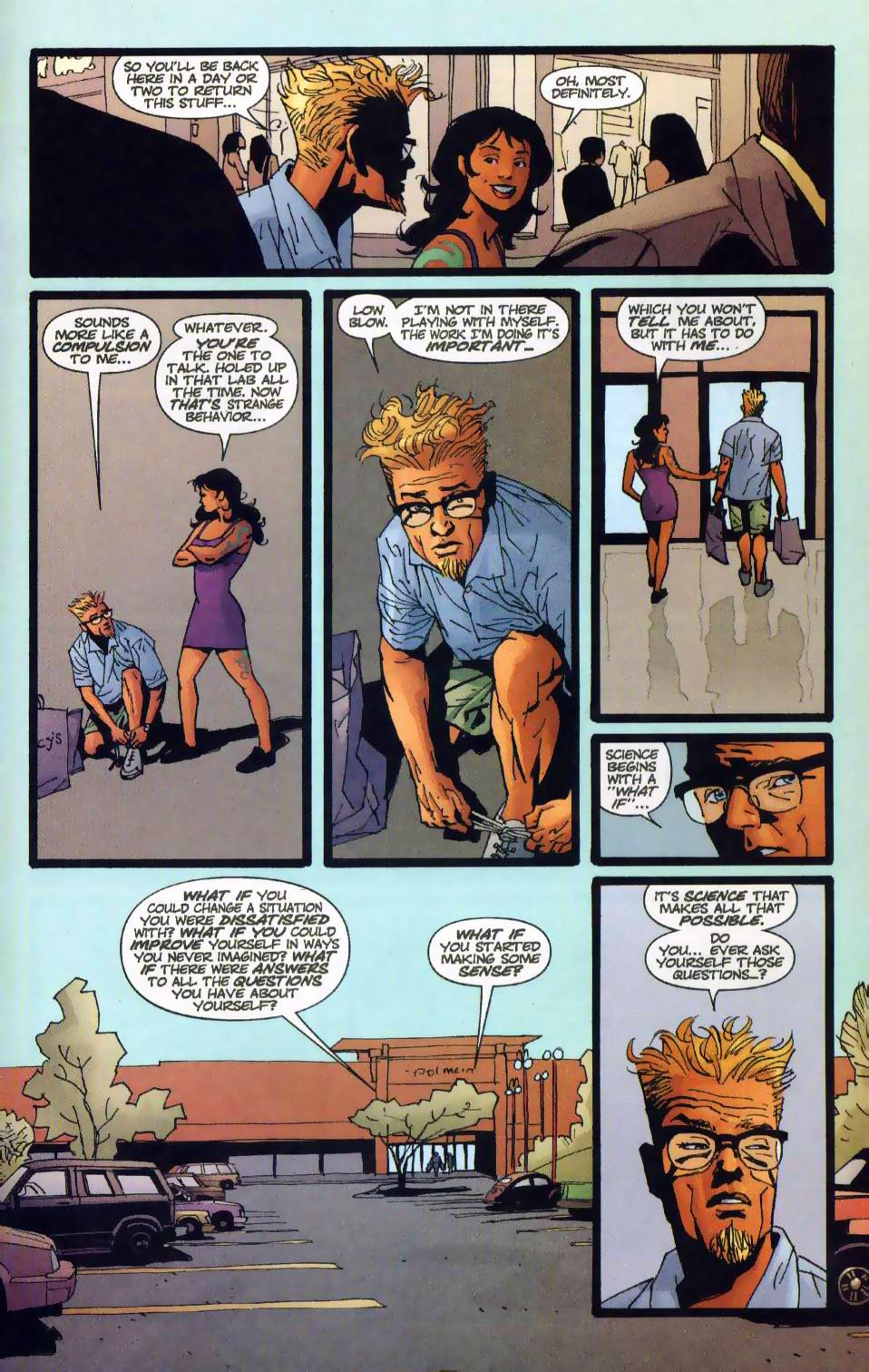 Wildcats (1999) Issue #15 #16 - English 17