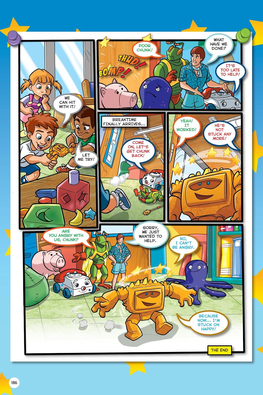 Read online DISNEY·PIXAR Toy Story Adventures comic -  Issue # TPB 1 (Part 2) - 86