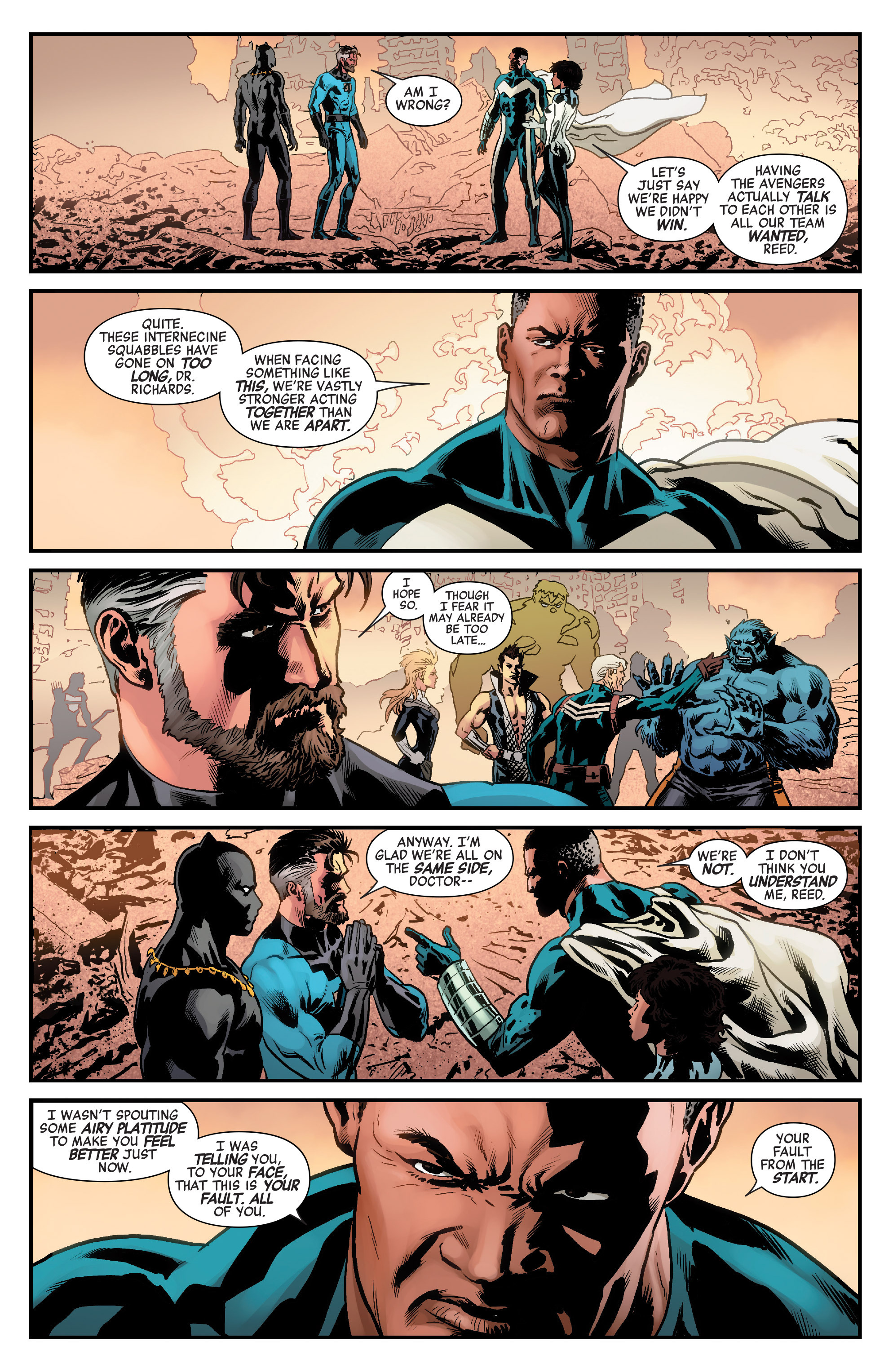 Read online Secret Wars: Last Days of the Marvel Universe comic -  Issue # TPB (Part 1) - 21