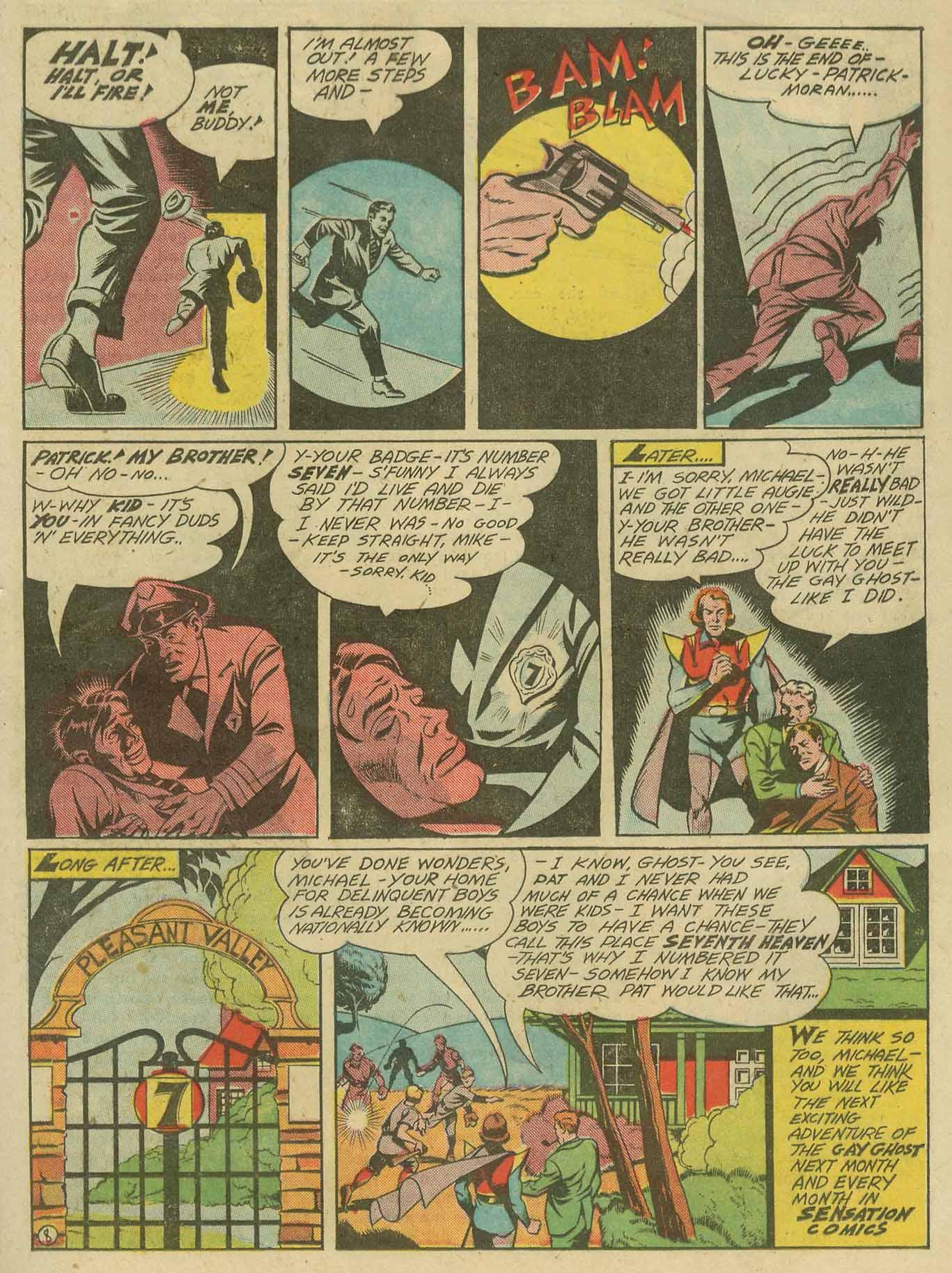 Read online Sensation (Mystery) Comics comic -  Issue #28 - 40