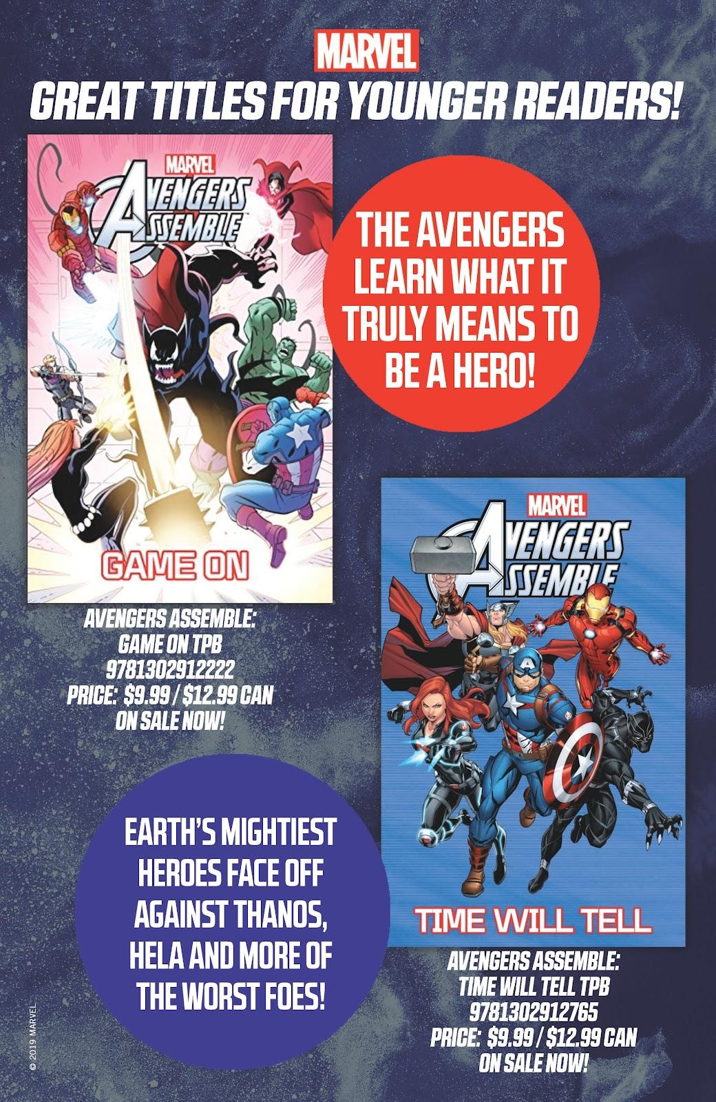Read online Avengers Start Here Sampler 2019 comic -  Issue # Full - 23