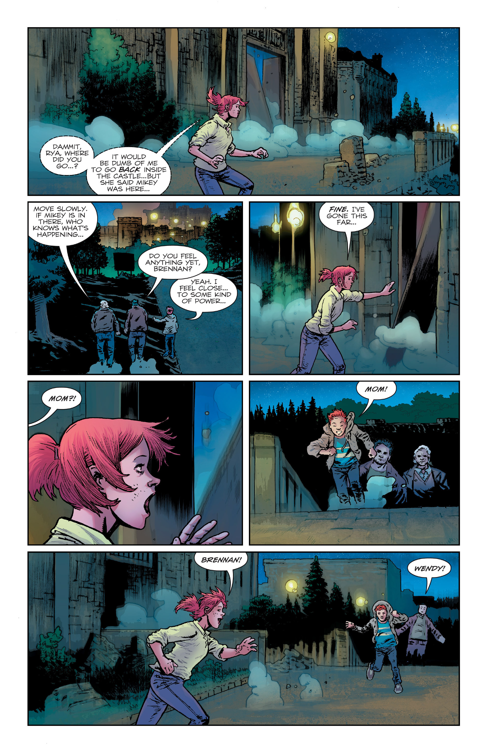 Read online Birthright (2014) comic -  Issue #24 - 10