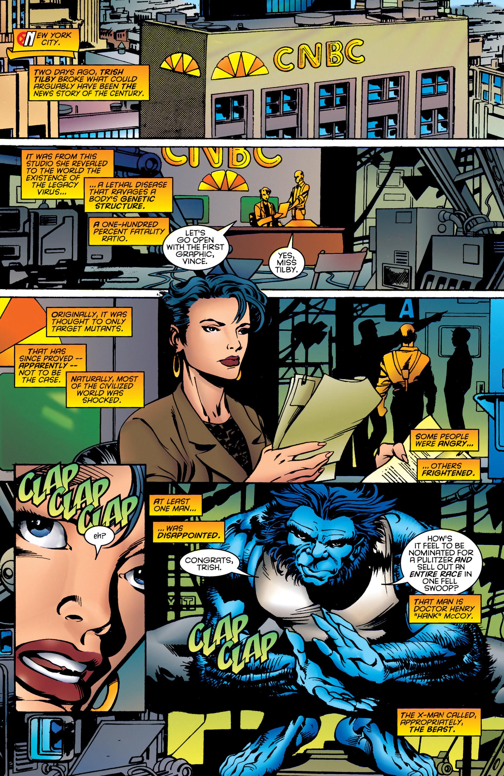 Read online Uncanny X-Men (1963) comic -  Issue #323 - 11