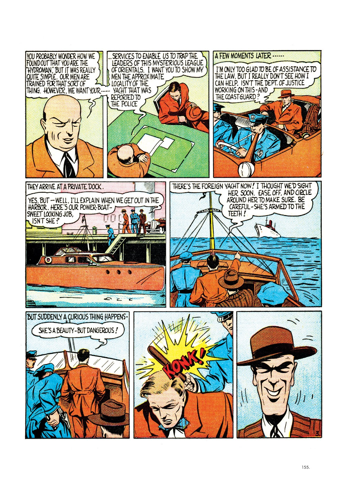 Read online The Bill Everett Archives comic -  Issue # TPB 1 (Part 2) - 54