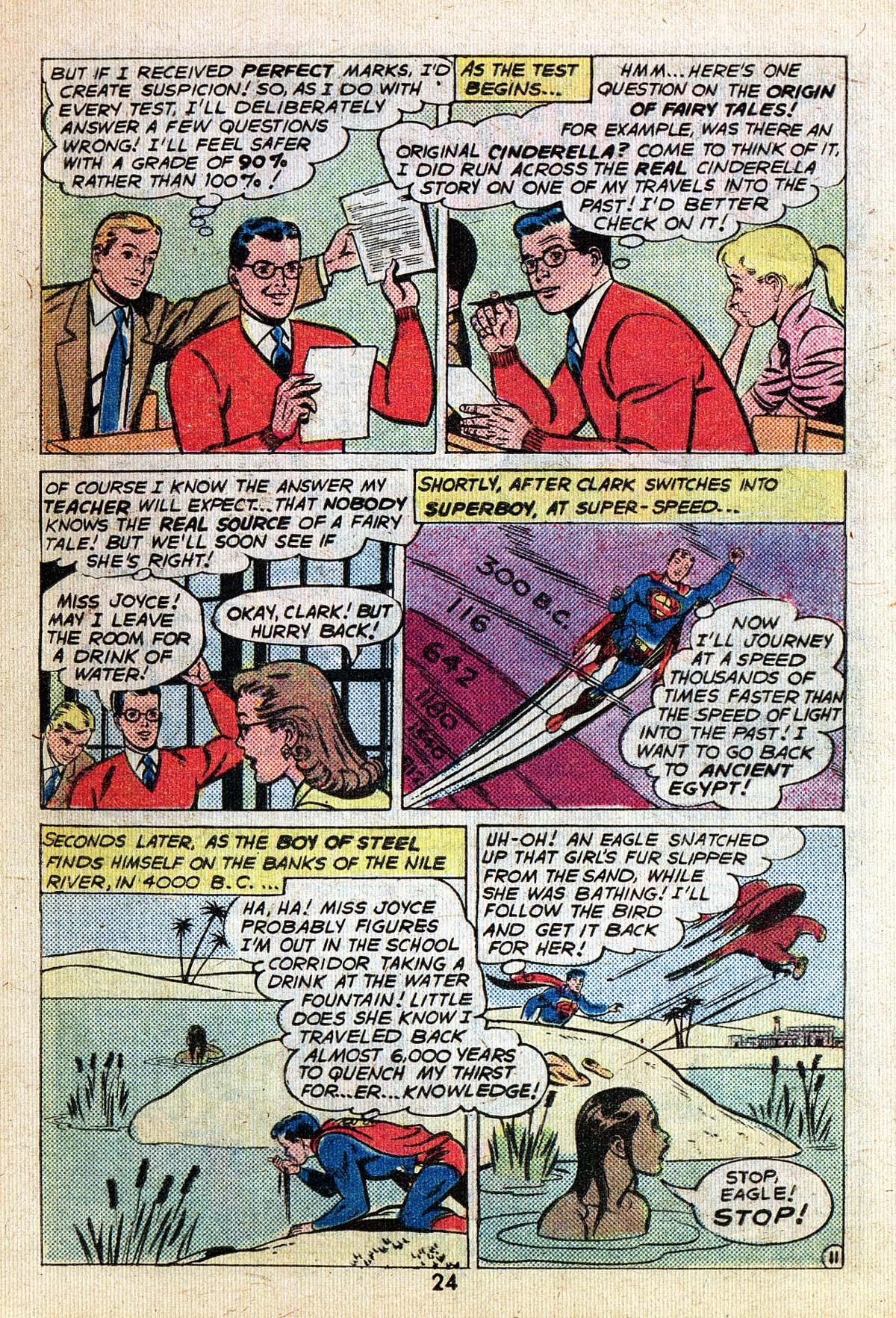 Read online Adventure Comics (1938) comic -  Issue #494 - 24