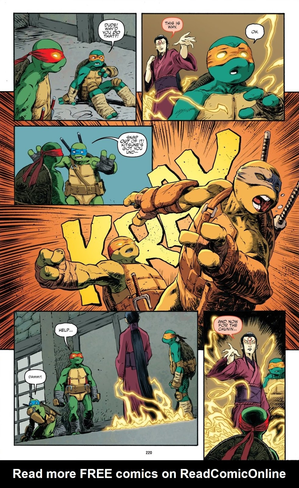 Read online Teenage Mutant Ninja Turtles: The IDW Collection comic -  Issue # TPB 7 (Part 3) - 12