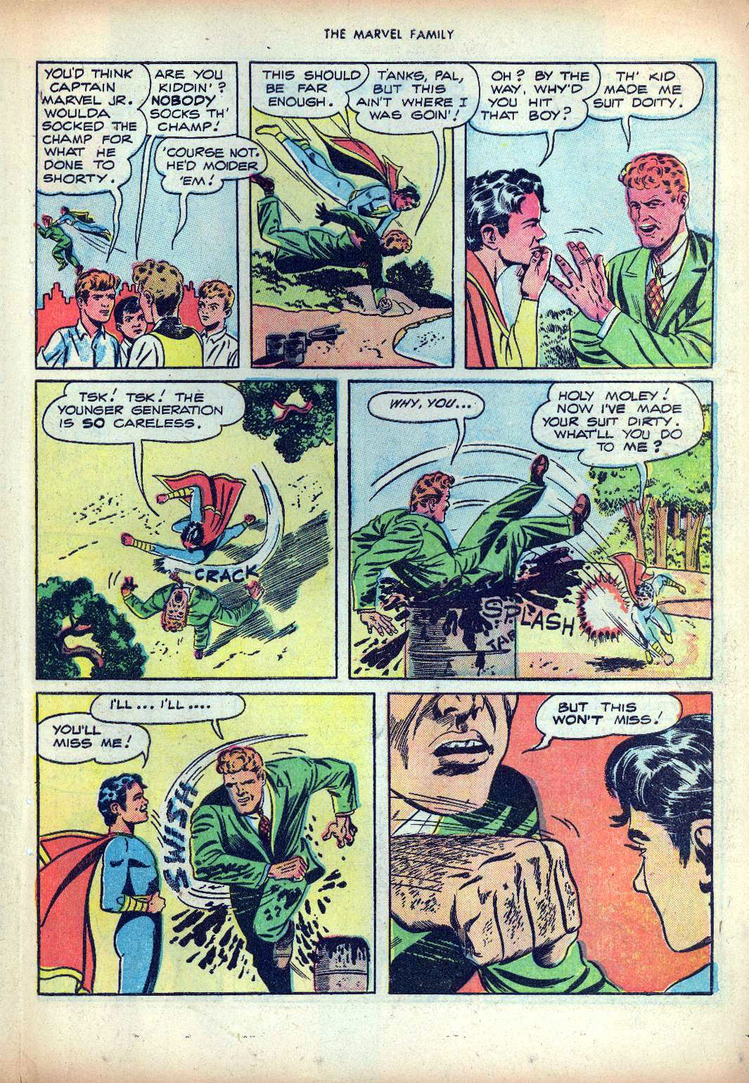 The Marvel Family issue 25 - Page 19