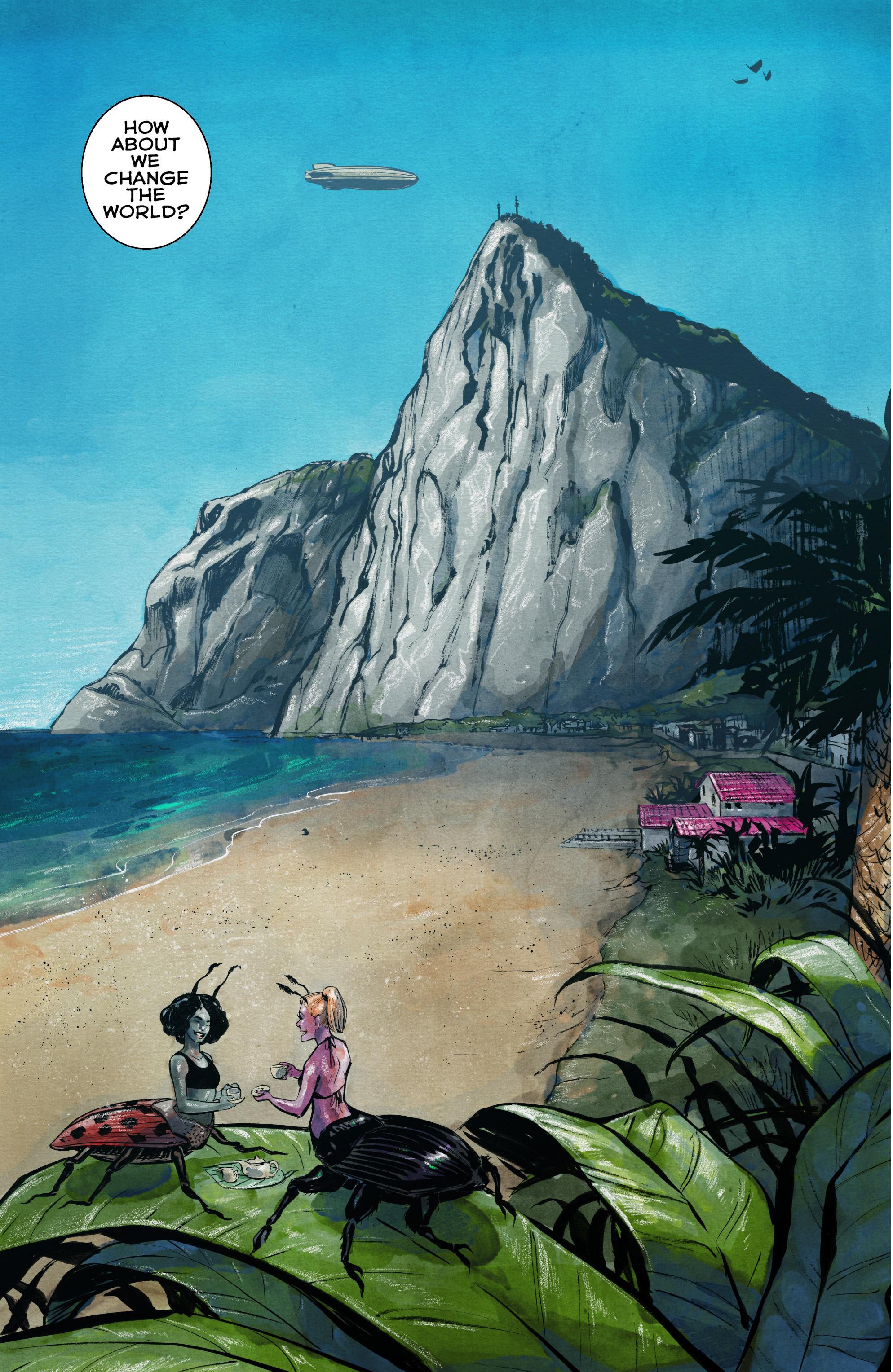 Read online Shutter comic -  Issue #21 - 22