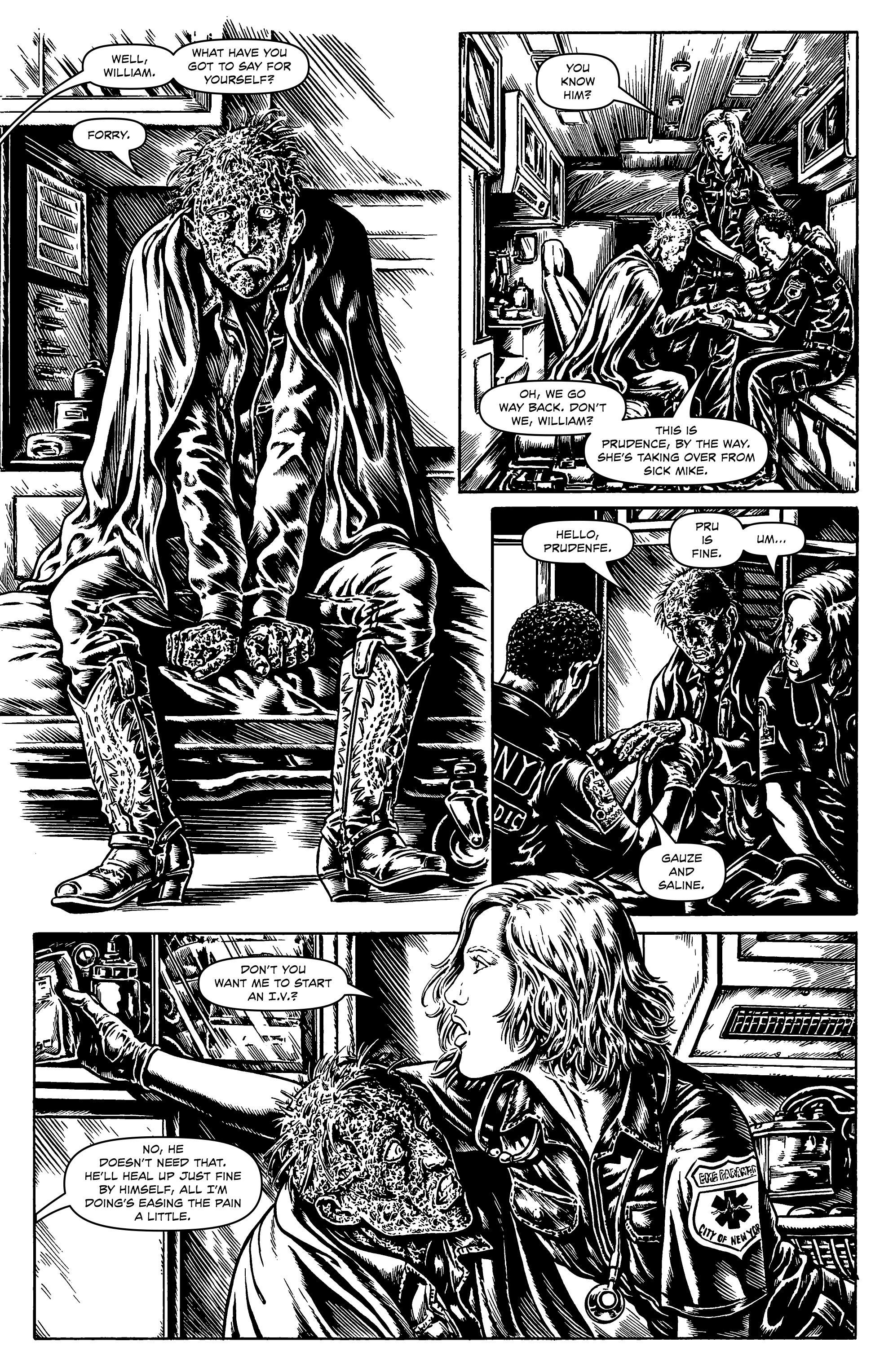 Read online Alan Moore's Cinema Purgatorio comic -  Issue #1 - 17