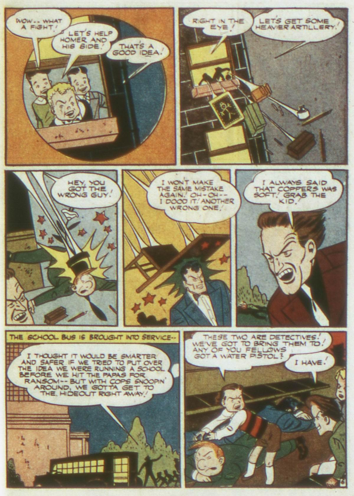 Read online Detective Comics (1937) comic -  Issue #87 - 41