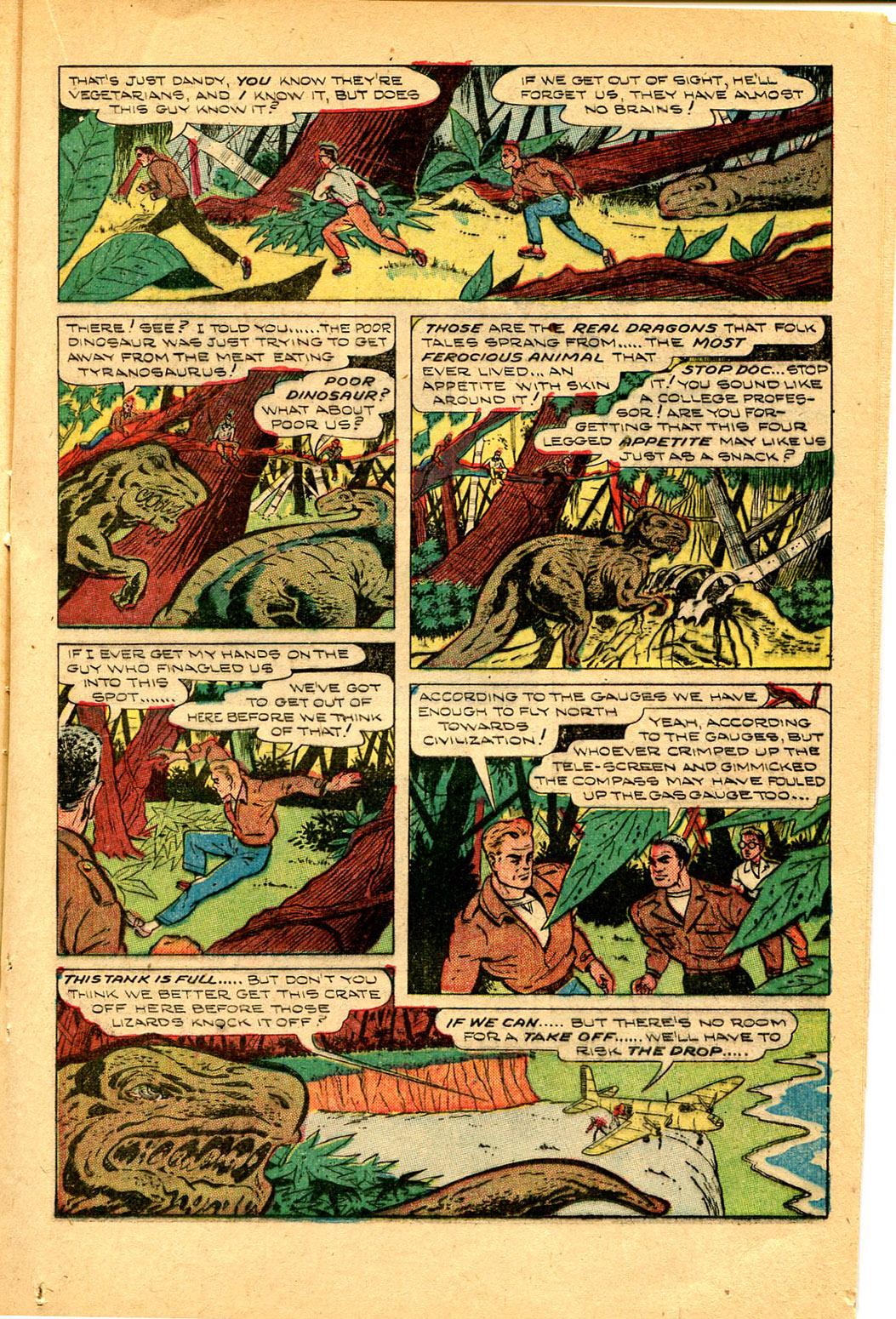 Read online Shadow Comics comic -  Issue #97 - 23