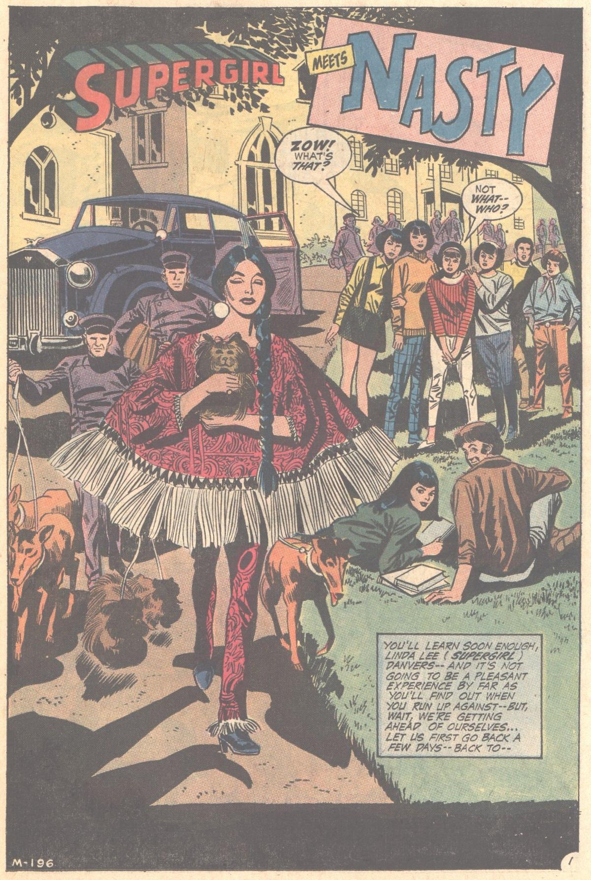 Read online Adventure Comics (1938) comic -  Issue #397 - 23