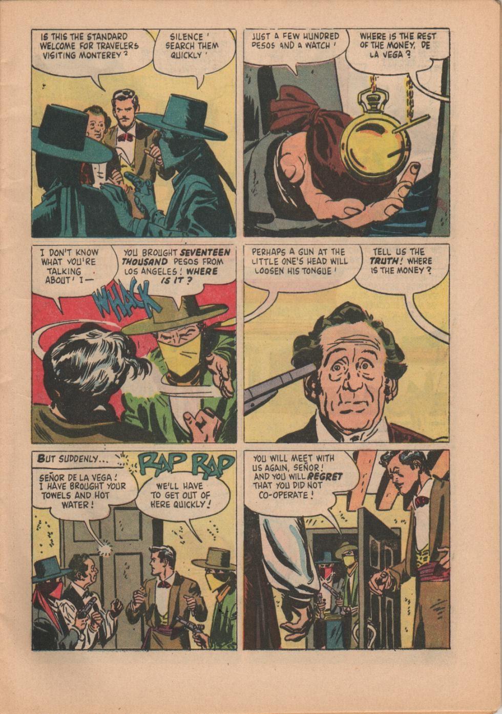 Zorro (1966) issue 5 - Page 5