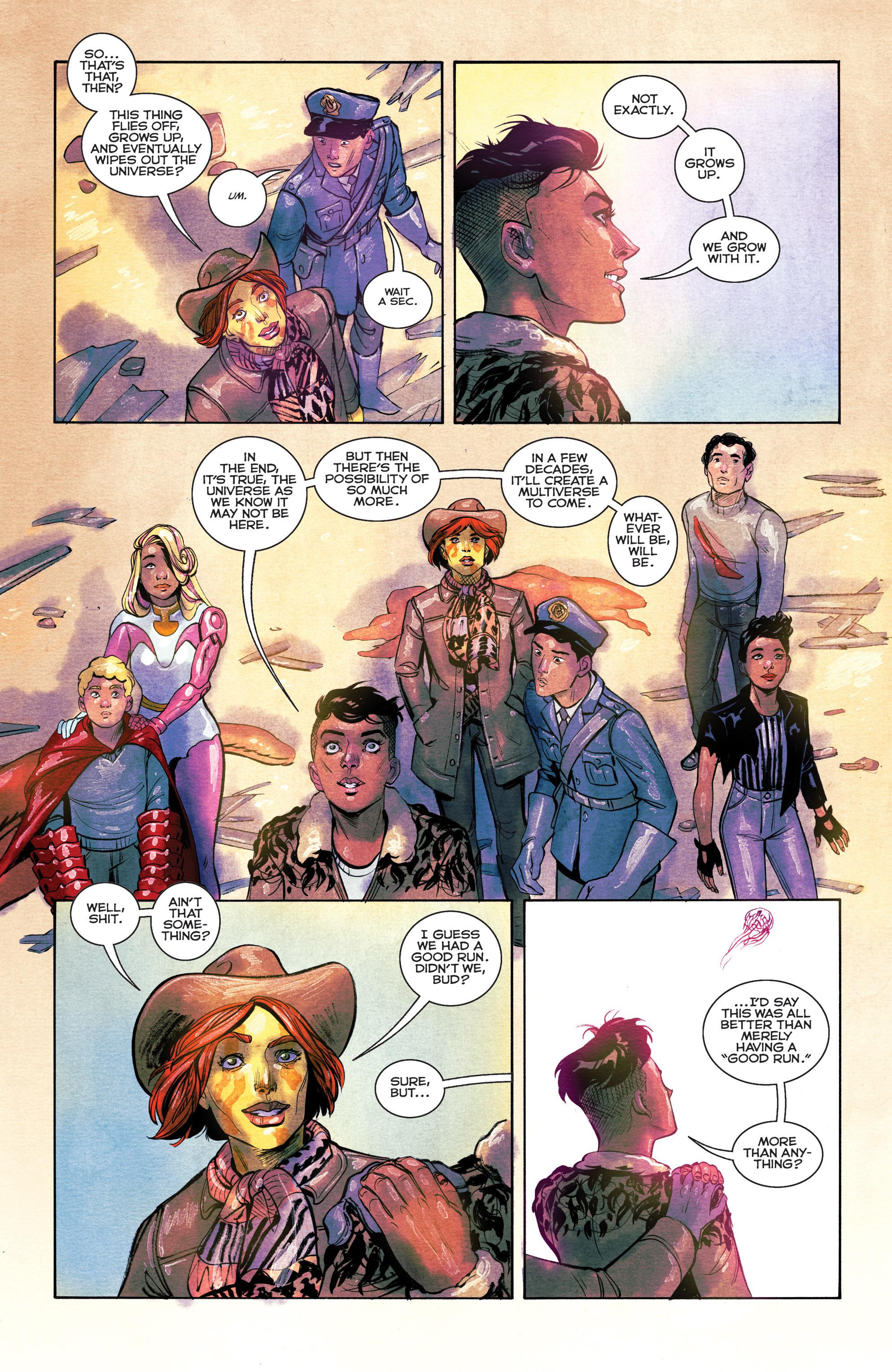 Read online Shutter comic -  Issue #28 - 20