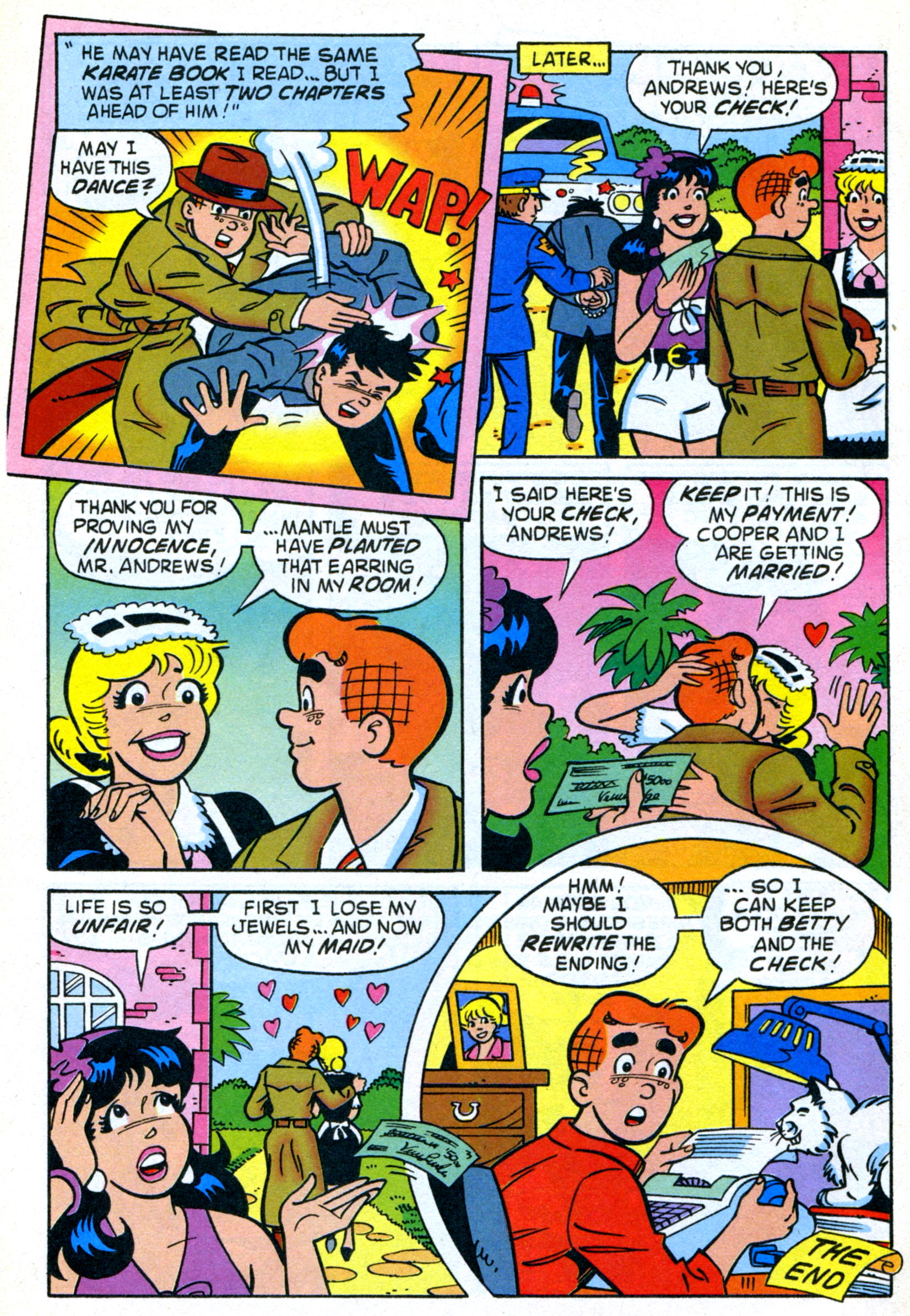 Read online World of Archie comic -  Issue #21 - 24