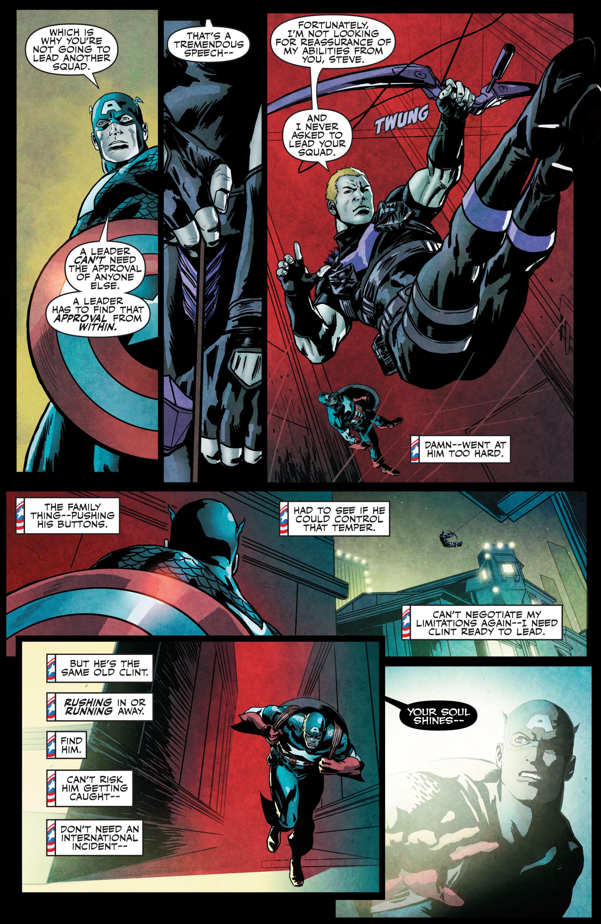 Read online Secret Avengers (2010) comic -  Issue #21.1 - 13