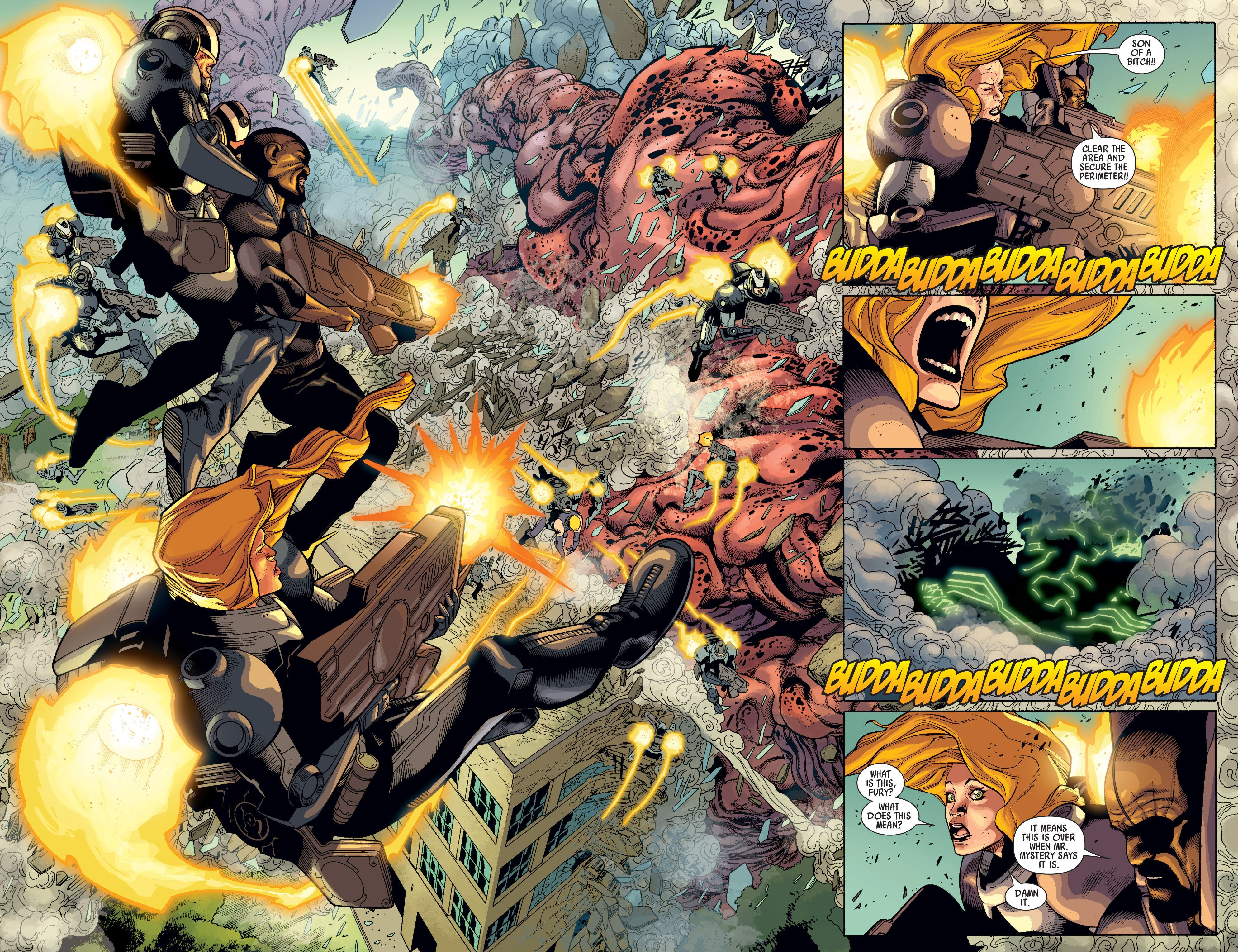 Read online Ultimate Comics Doomsday comic -  Issue # Full - 84