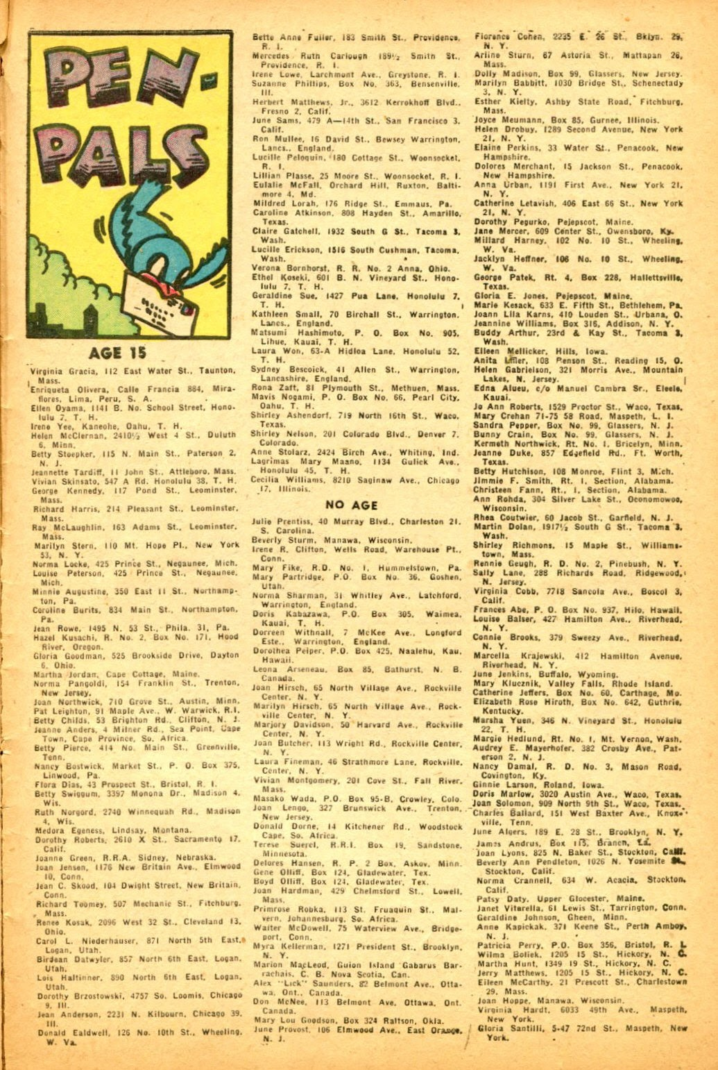 Read online Famous Funnies comic -  Issue #151 - 41