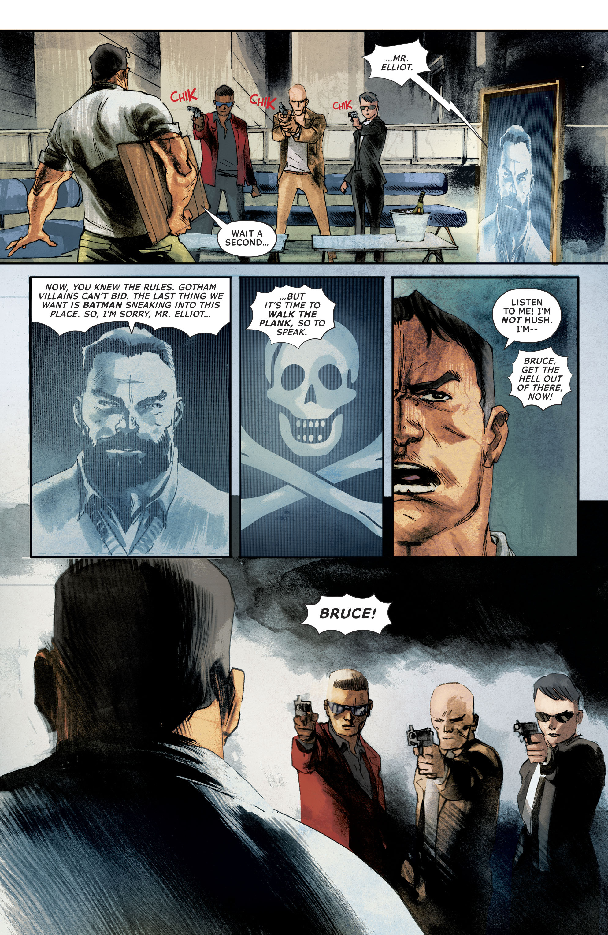 Read online All-Star Batman comic -  Issue #10 - 21