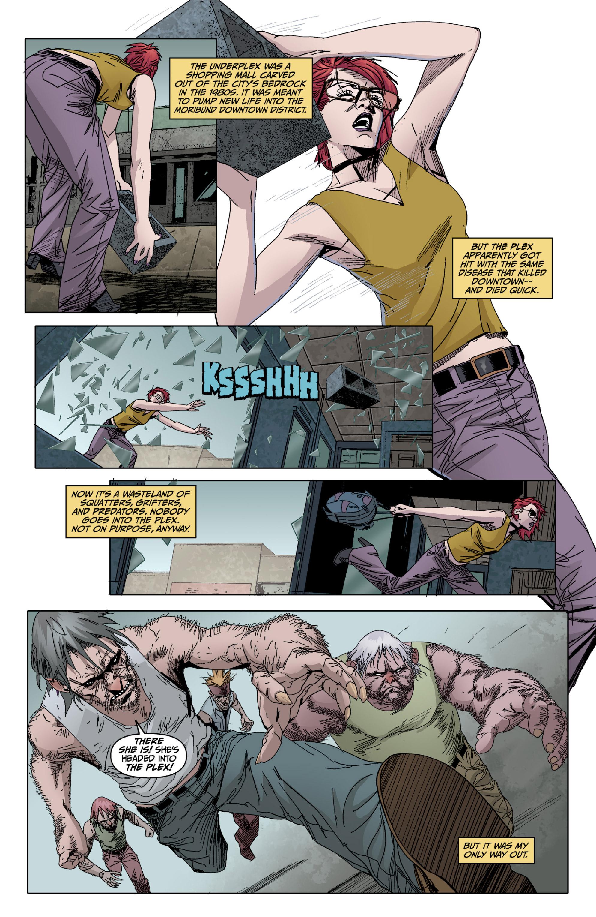 Read online X: Big Bad comic -  Issue # Full - 83