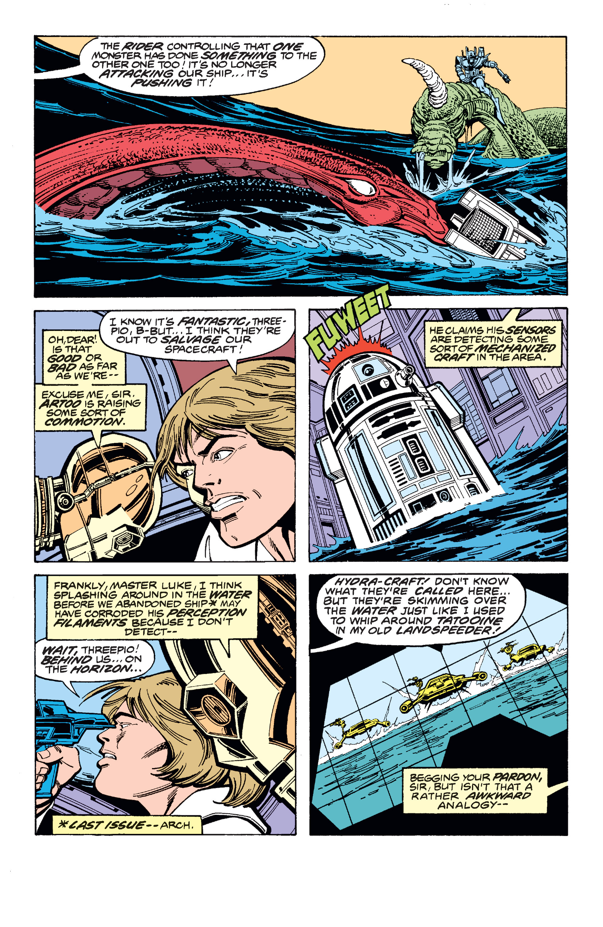 Read online Star Wars Omnibus comic -  Issue # Vol. 13 - 208