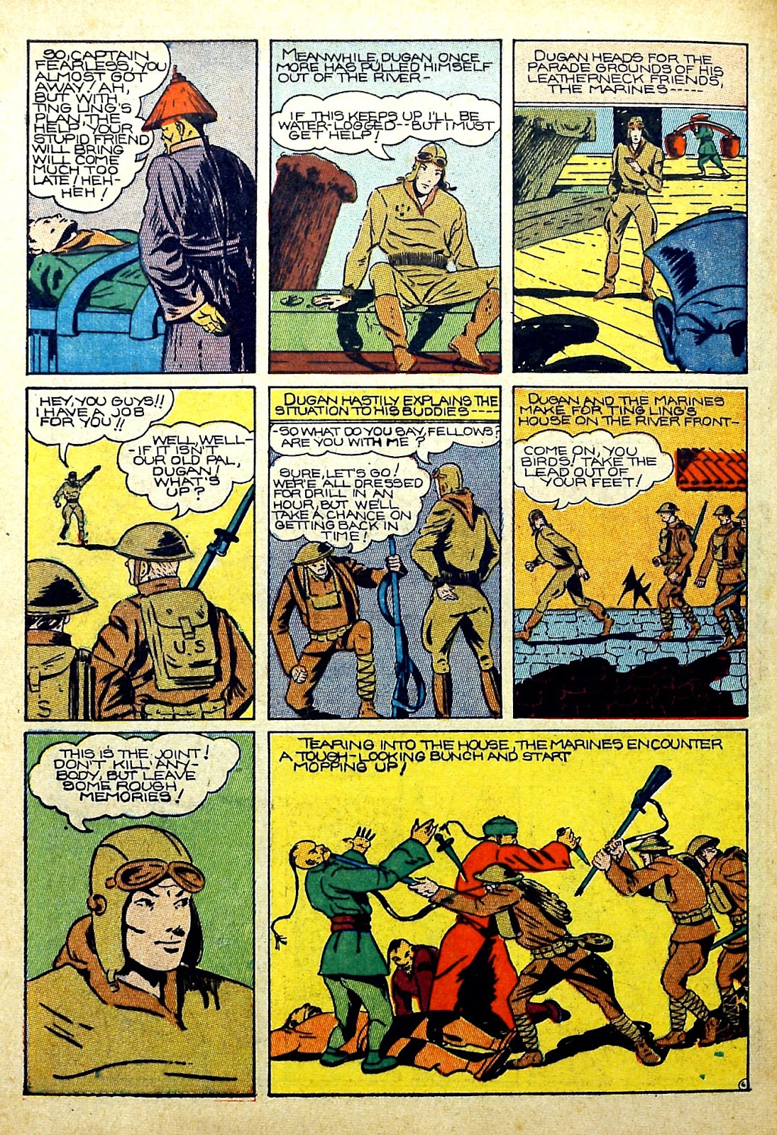 Read online Silver Streak Comics comic -  Issue #22 - 54