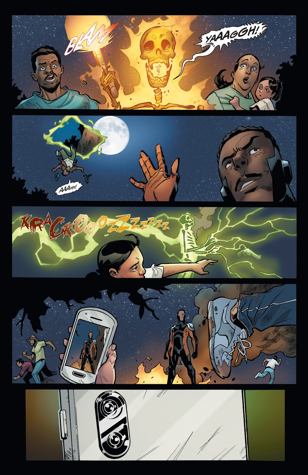 Read online Incidentals comic -  Issue #16 - 24