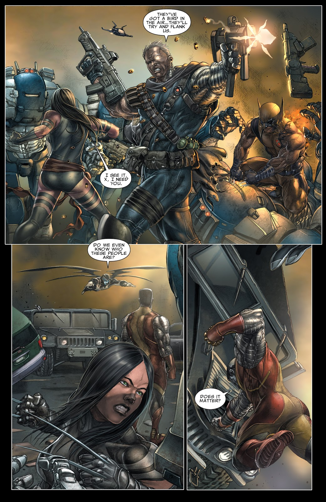 Read online X-Men: Second Coming comic -  Issue # _TPB (Part 2) - 21