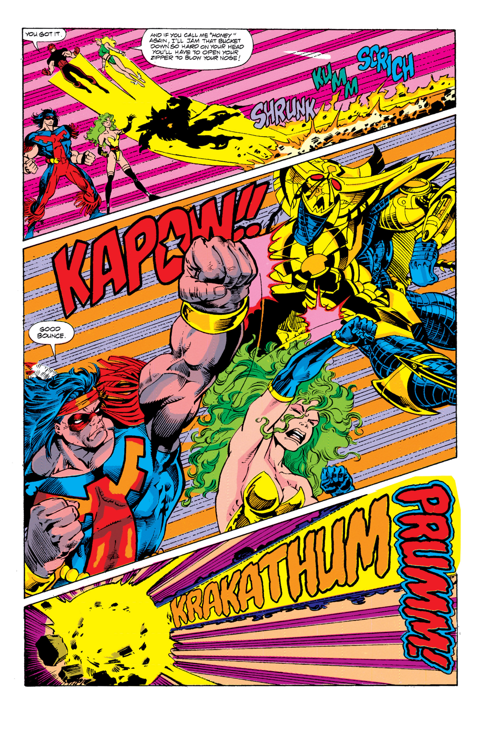 Read online Uncanny X-Men (1963) comic -  Issue # _Annual 15 - 29