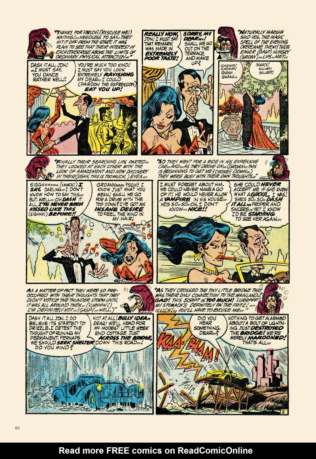 Read online Sincerest Form of Parody: The Best 1950s MAD-Inspired Satirical Comics comic -  Issue # TPB (Part 1) - 81