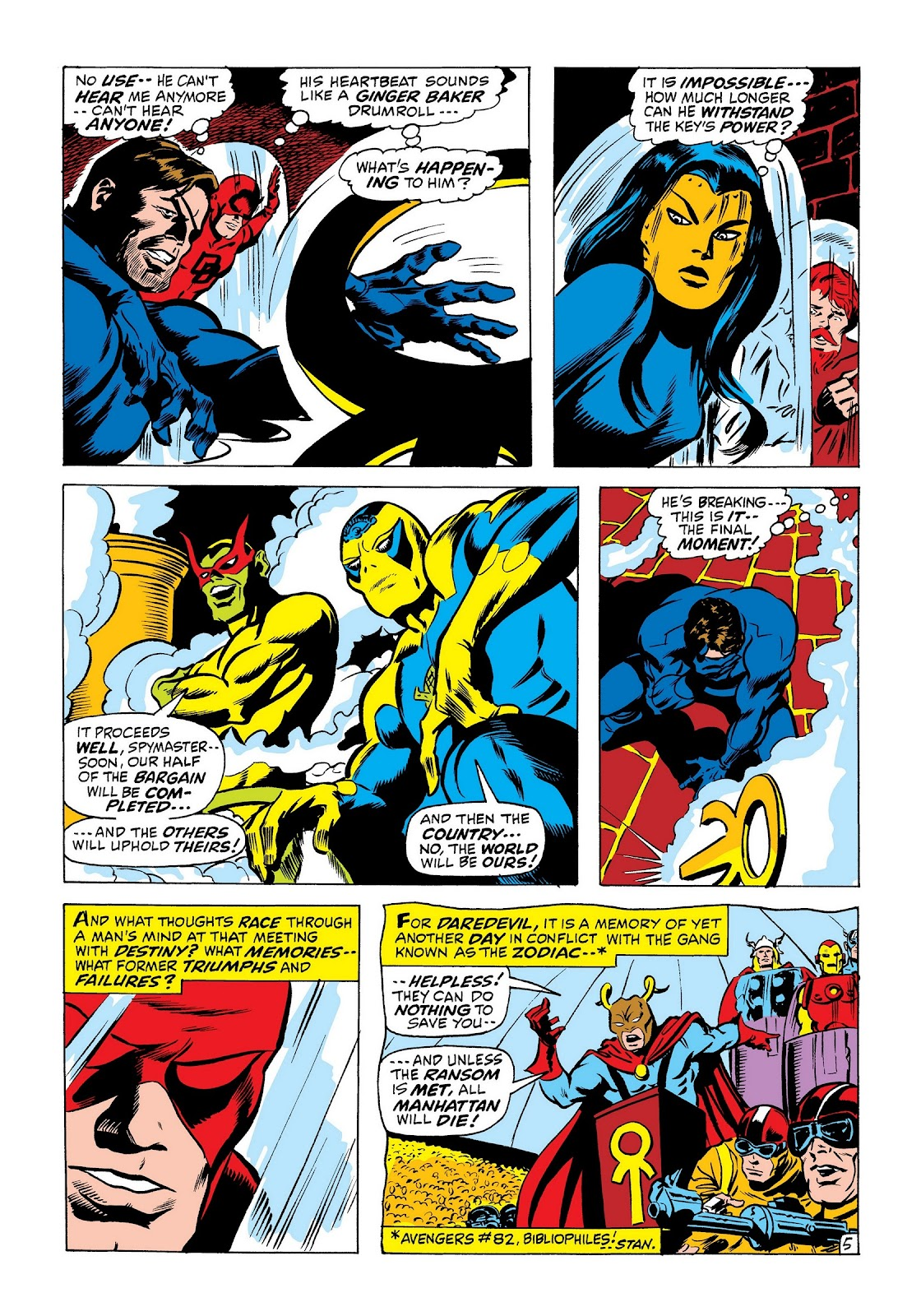 Read online Marvel Masterworks: The Invincible Iron Man comic -  Issue # TPB 7 (Part 3) - 14
