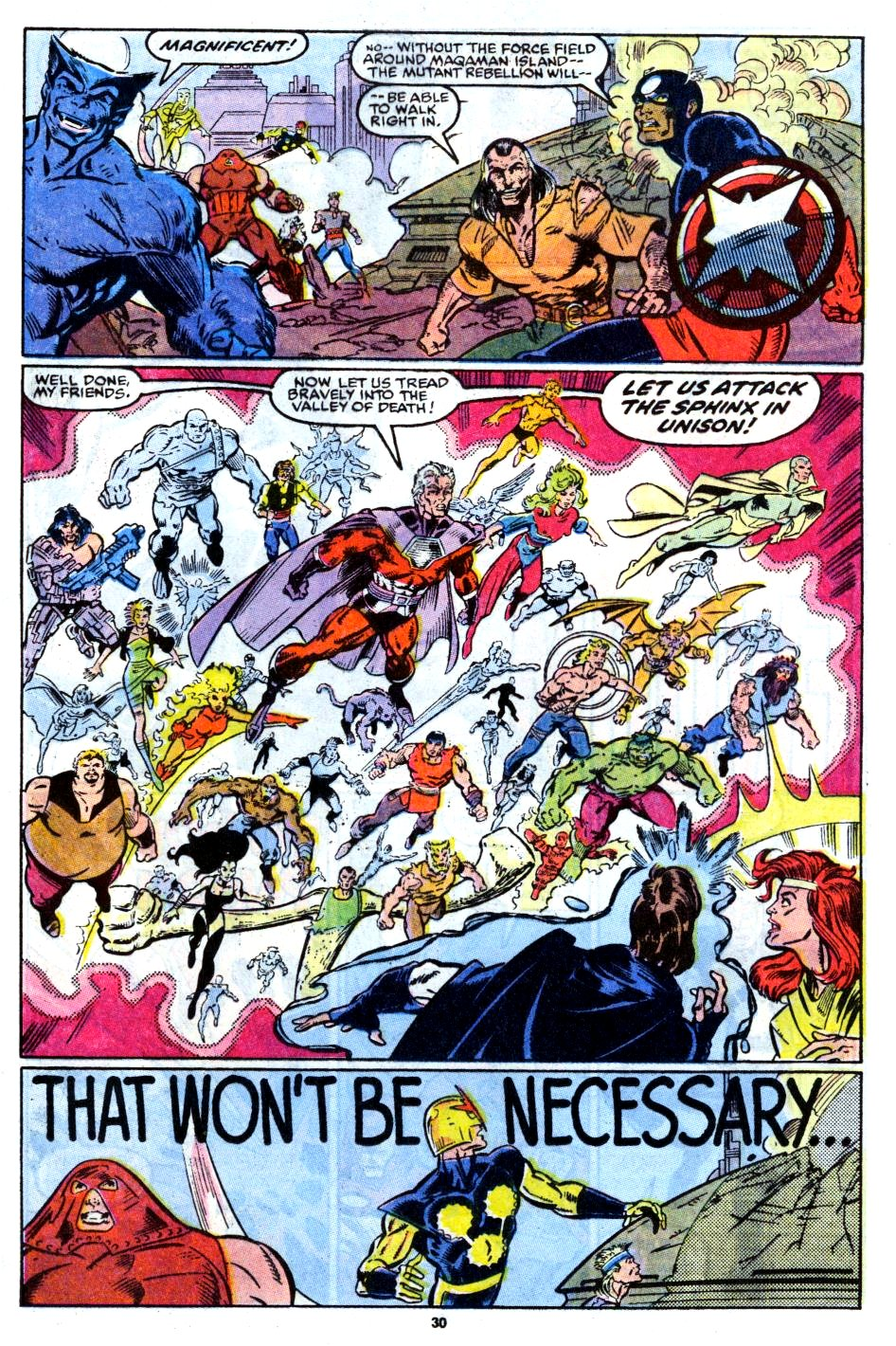 The New Warriors Issue #12 #16 - English 23
